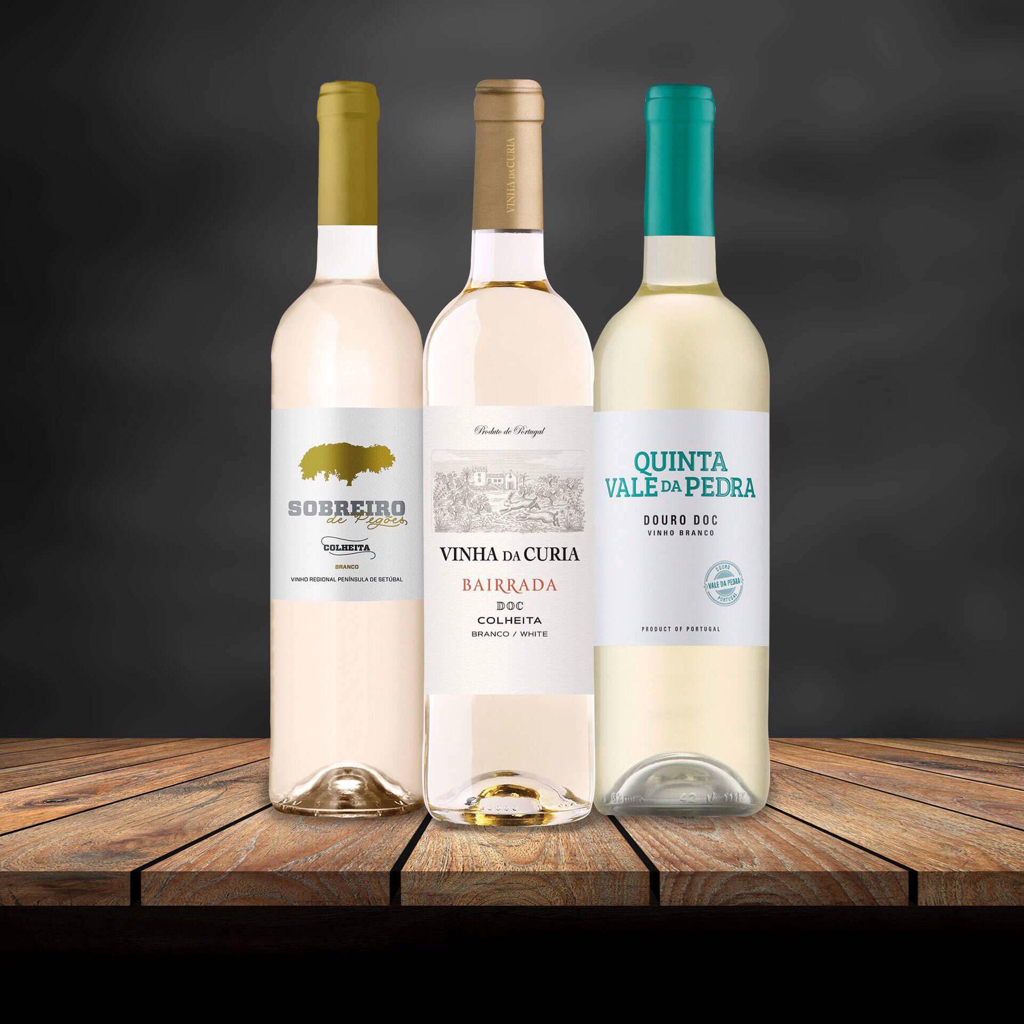 Cabaz de Vinhos para Tábua de Queijos