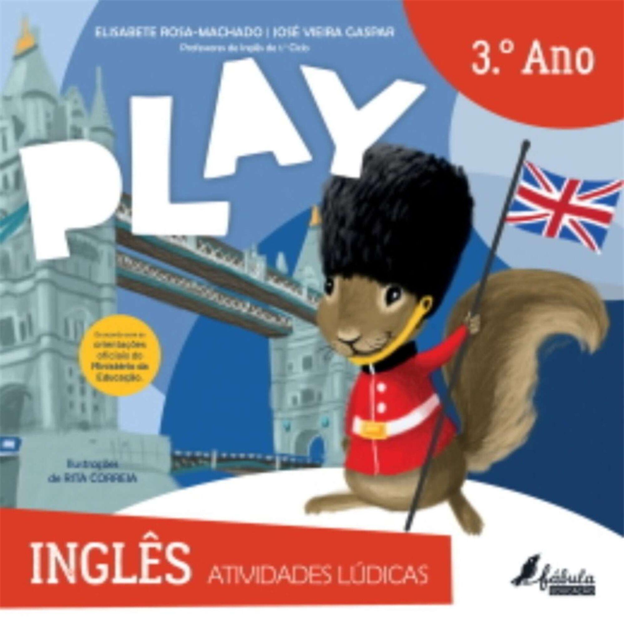Play - Atividades Lúdicas - Inglês - 3º Ano