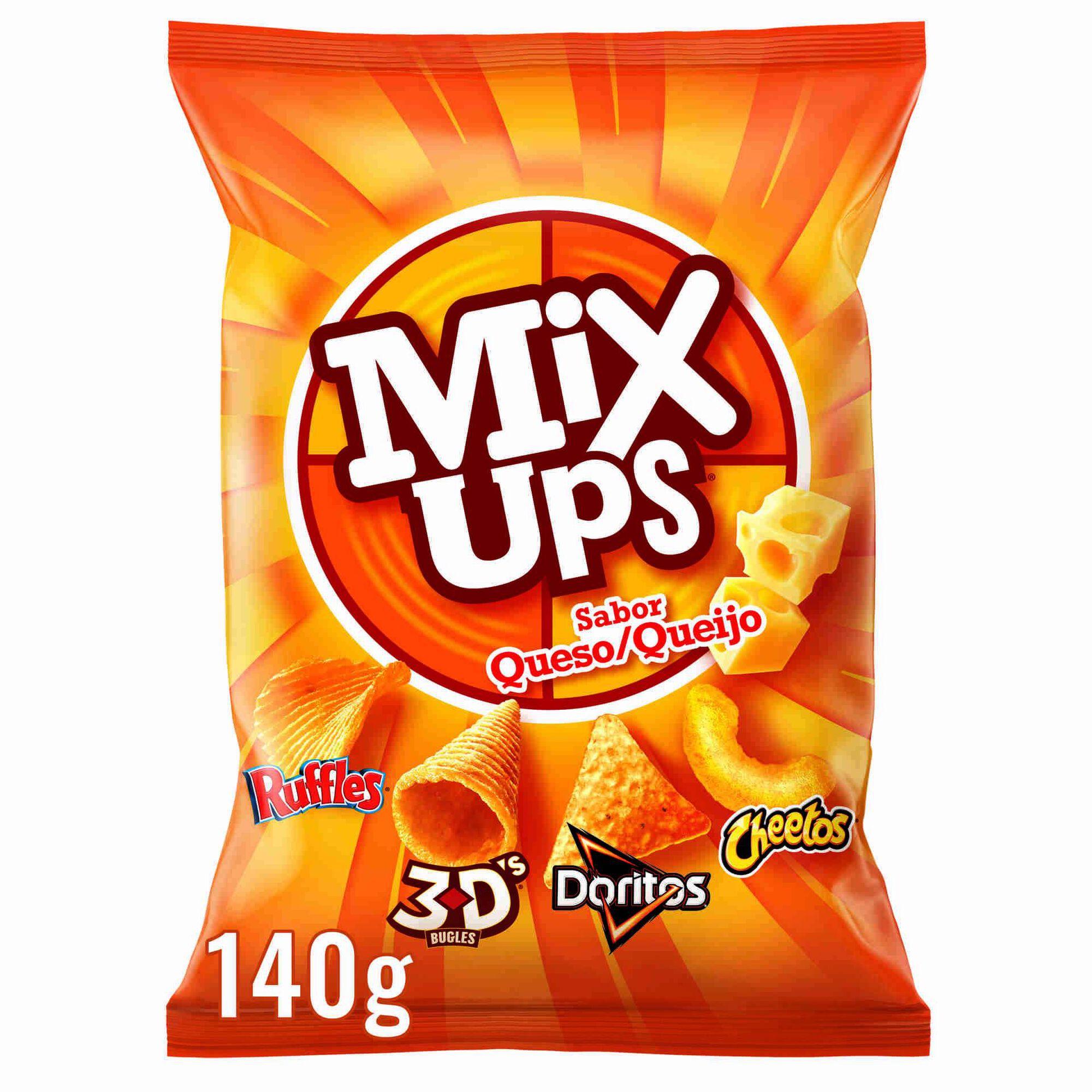 Snacks Mix Queijo