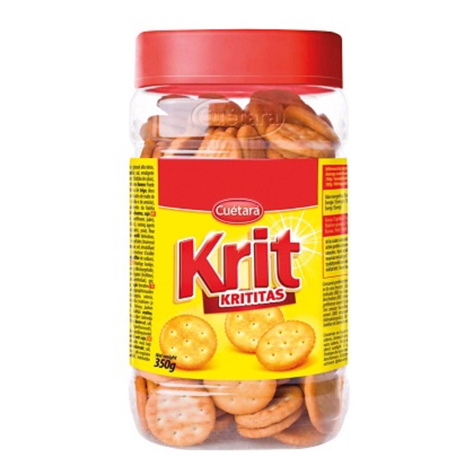 Snacks Bolachas Krititas Krit