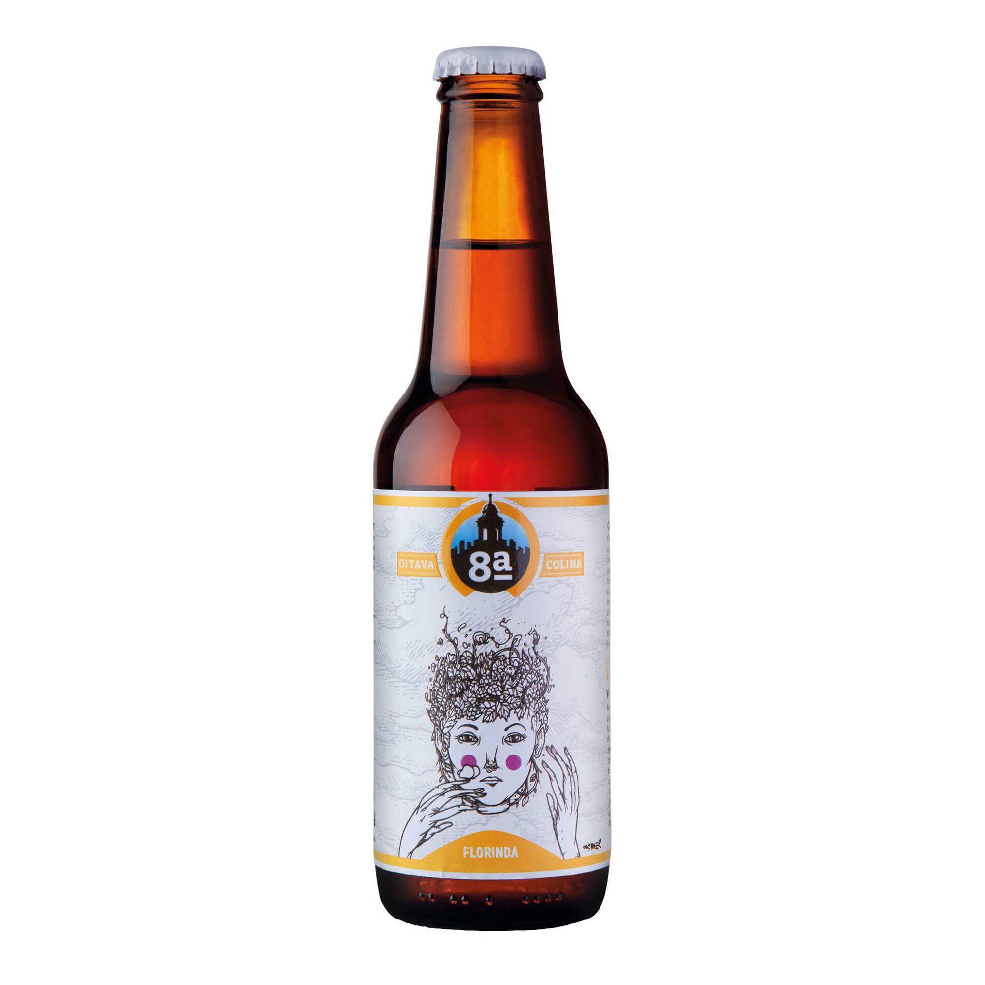 Cerveja com Álcool Florinda Garrafa