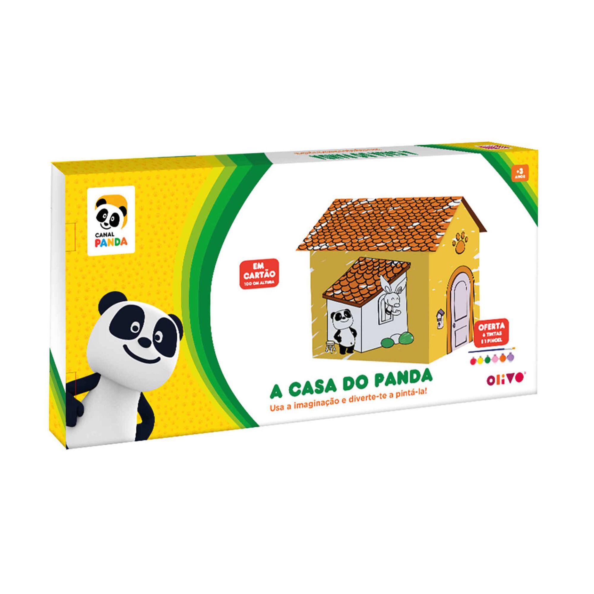 A Casa do Panda