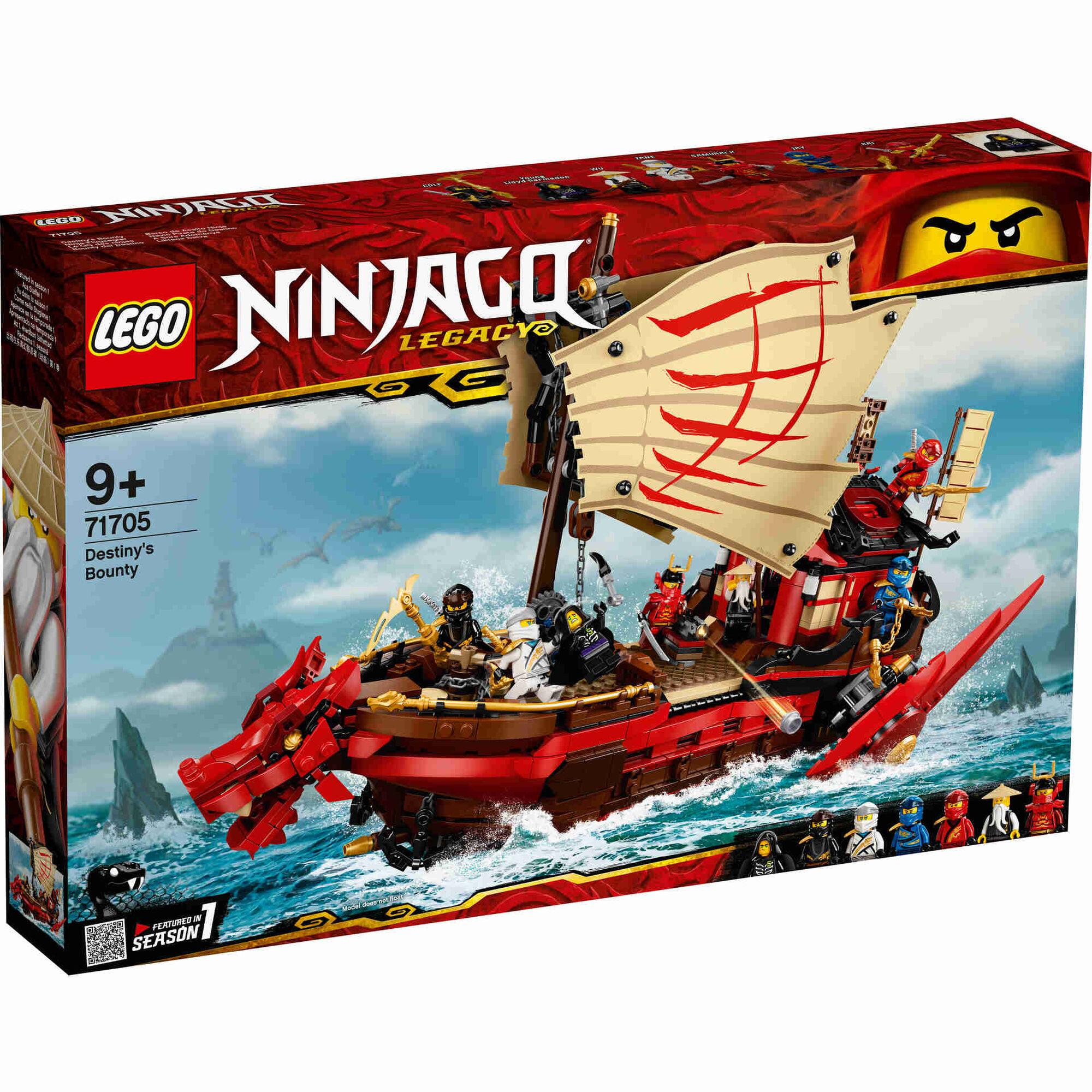 Navio Pirata do Destino - 71705