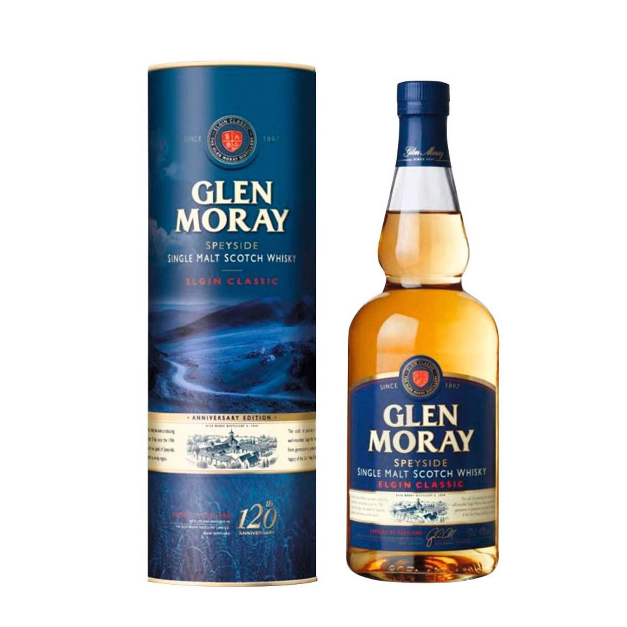 Whisky Glen Moray Classic