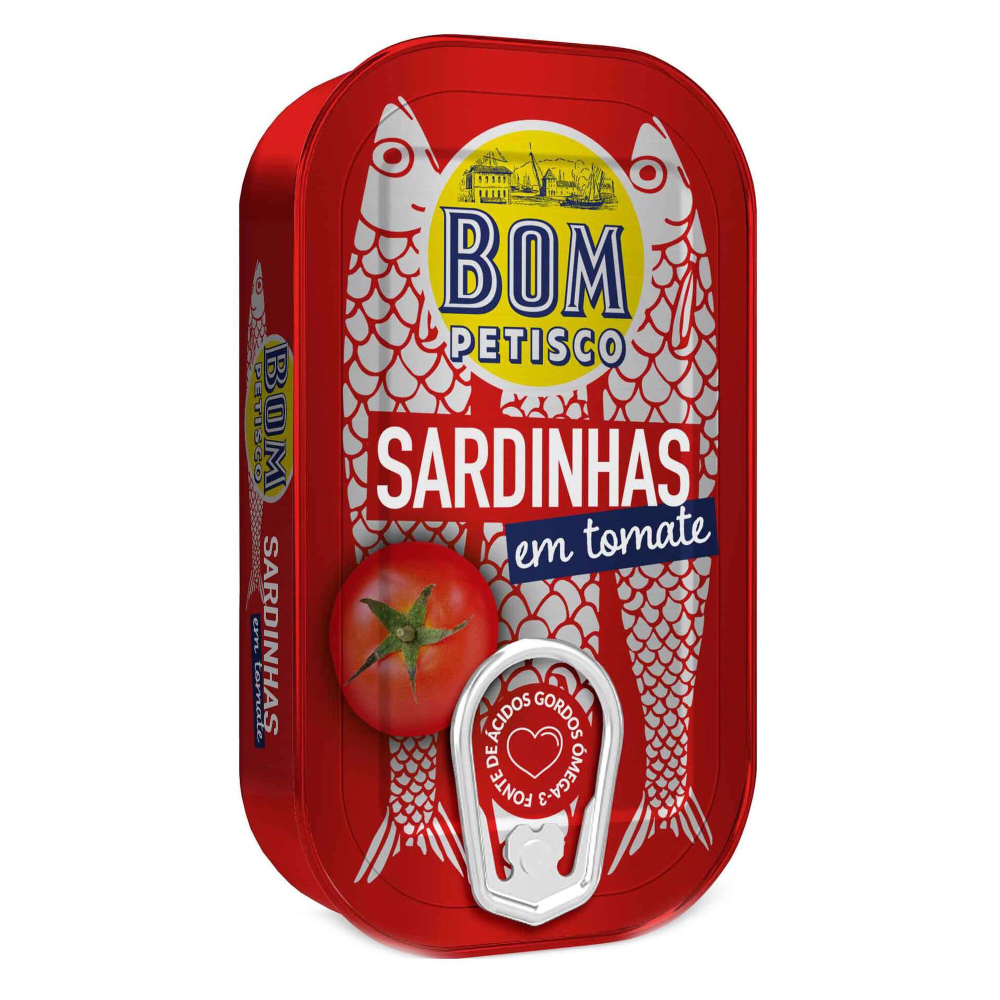 Sardinha em Tomate