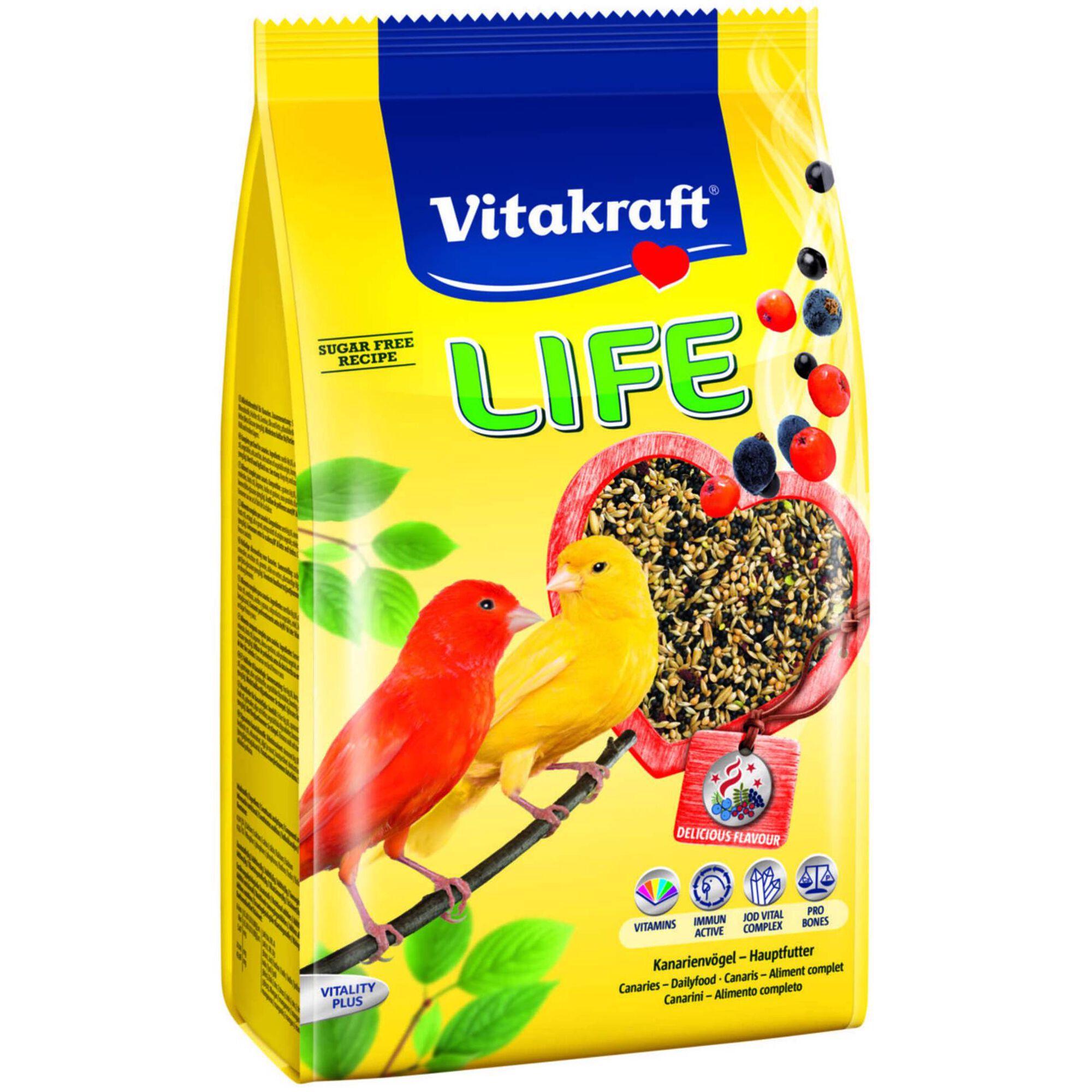 Comida para Canário Menu Life