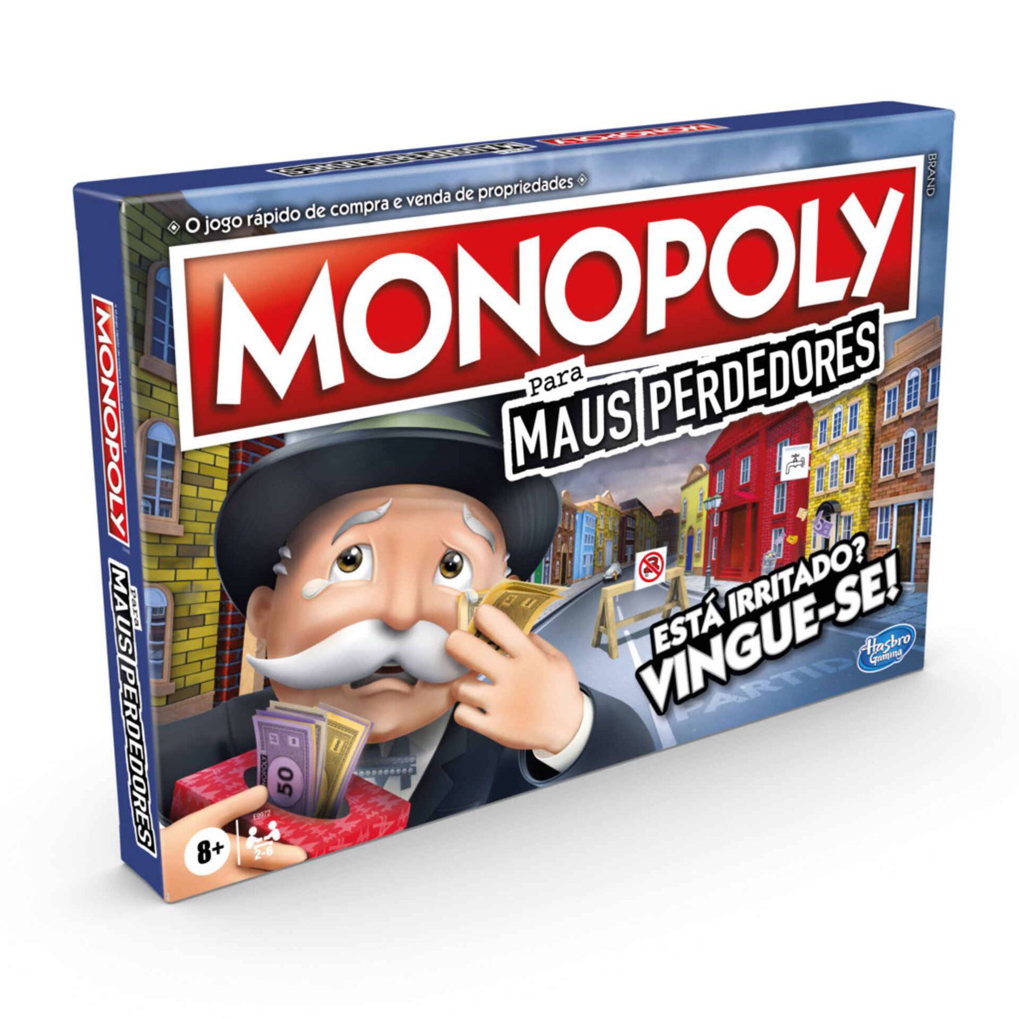 Monopoly Mau Perdedor