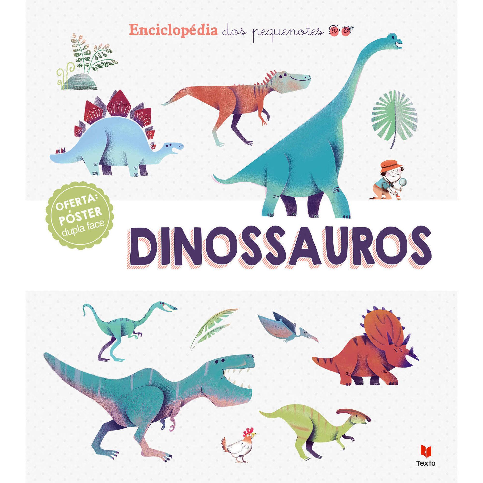 Enciclopédia dos Pequenotes - Dinossauros