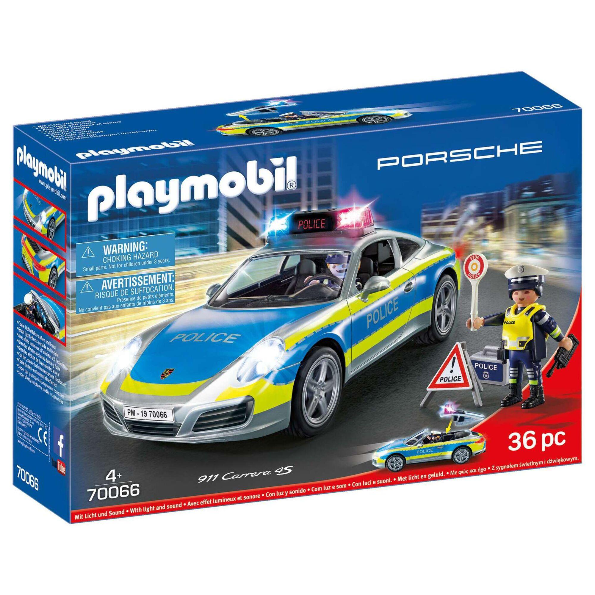 Porsche 911 Carrera 4S da Polícia - 70066