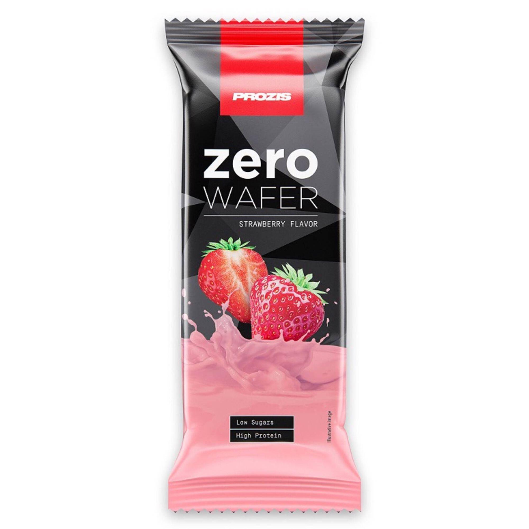 Barra Proteica Morango Zero
