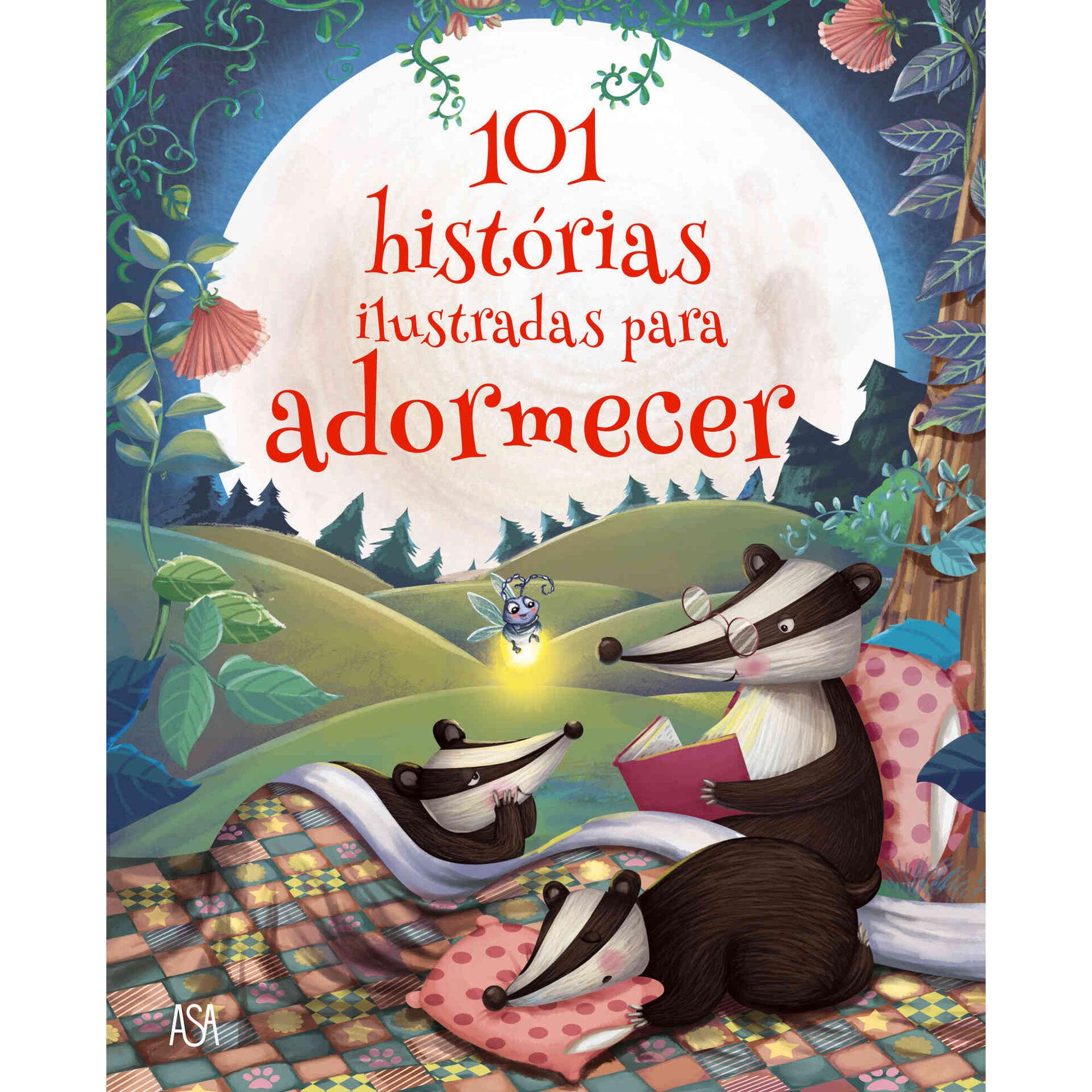 101 Histórias Ilustradas para Adormecer