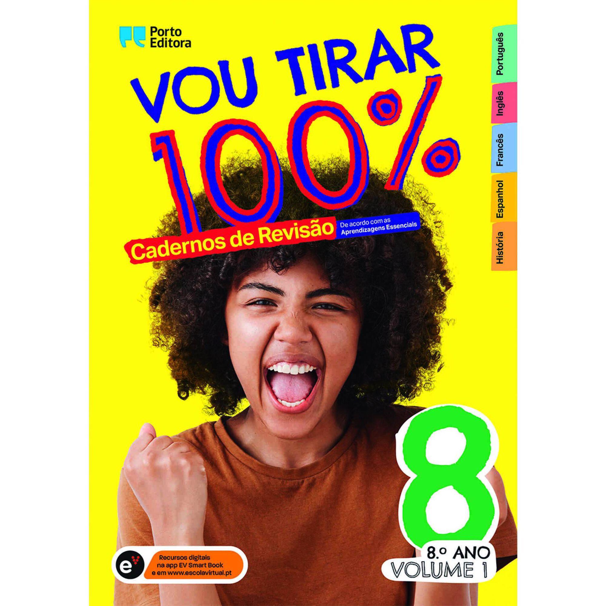 Vou Tirar 100% - 8º Ano (volume 1)
