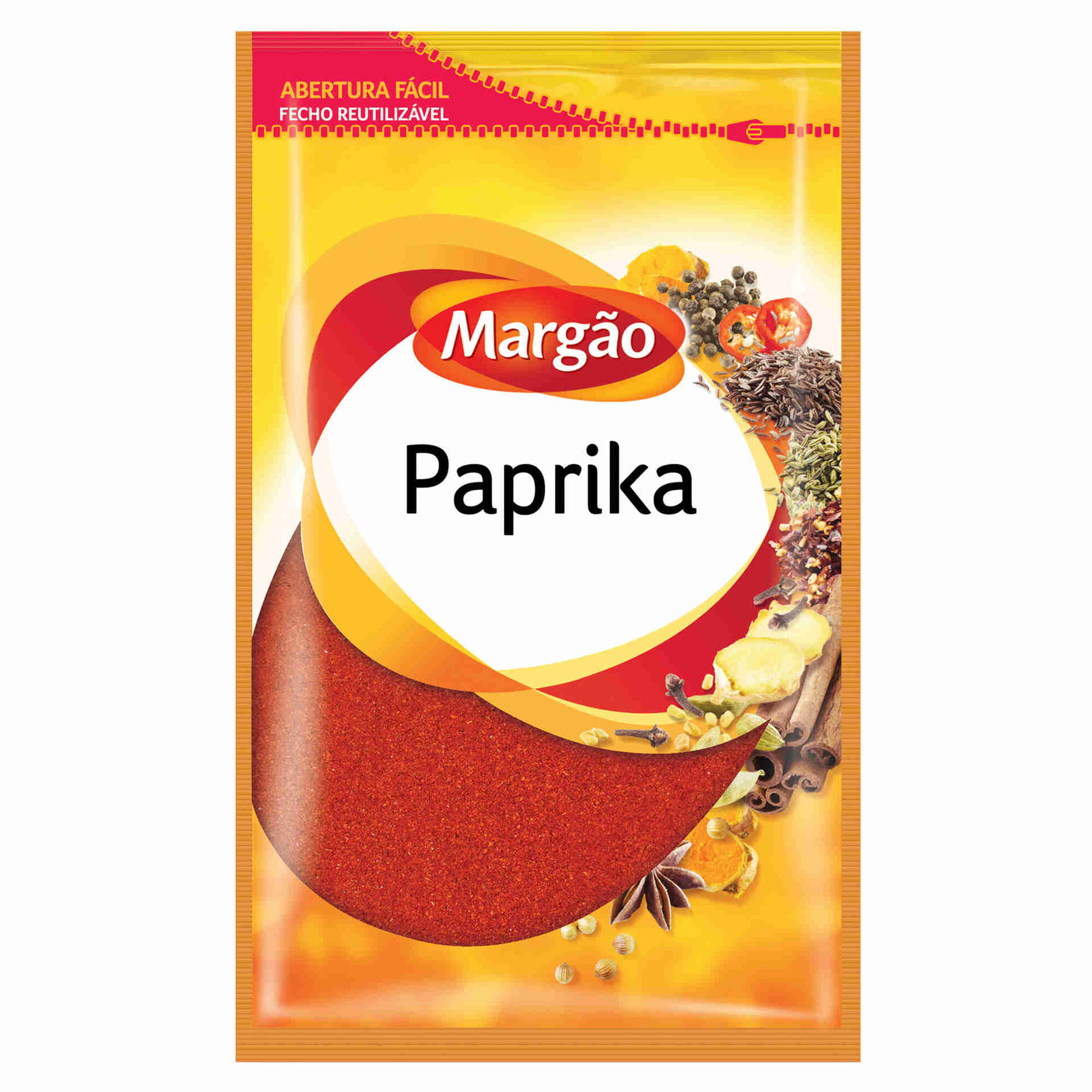 Paprika em Saqueta