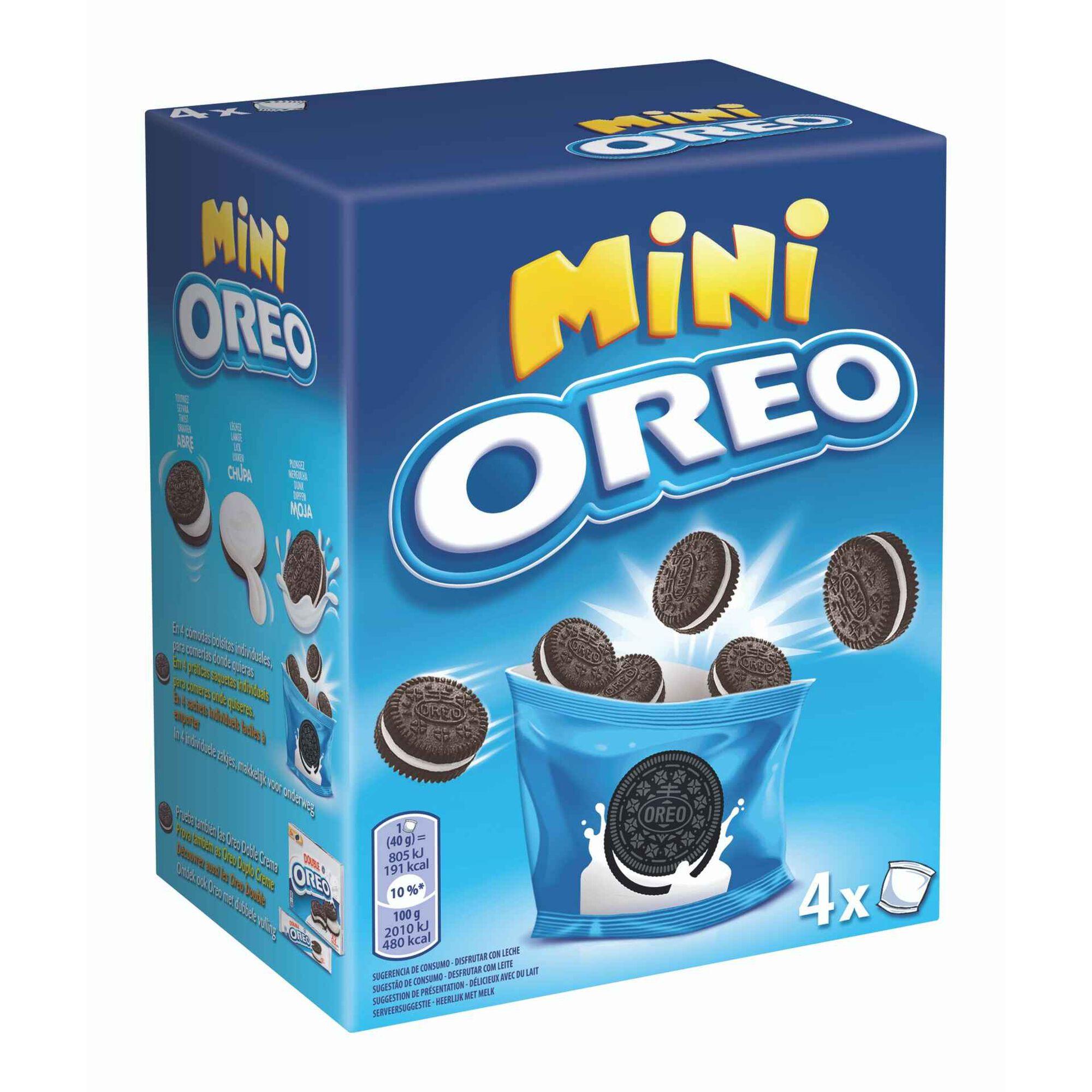 Bolachas Mini Recheadas com Chocolate