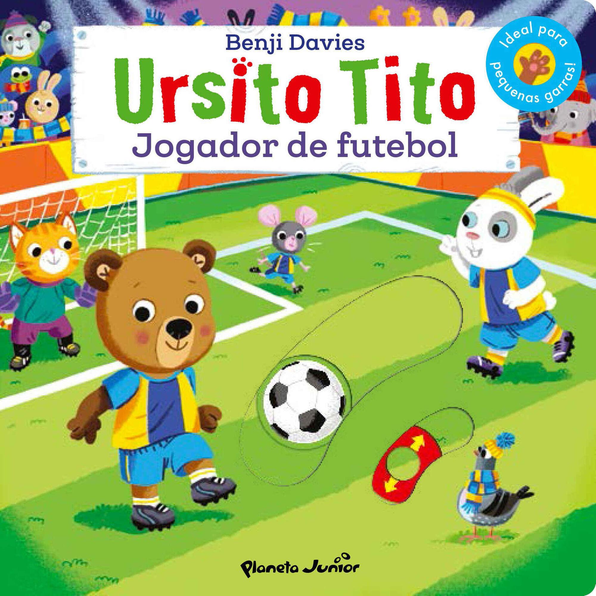 Ursito Tito - Jogador de Futebol