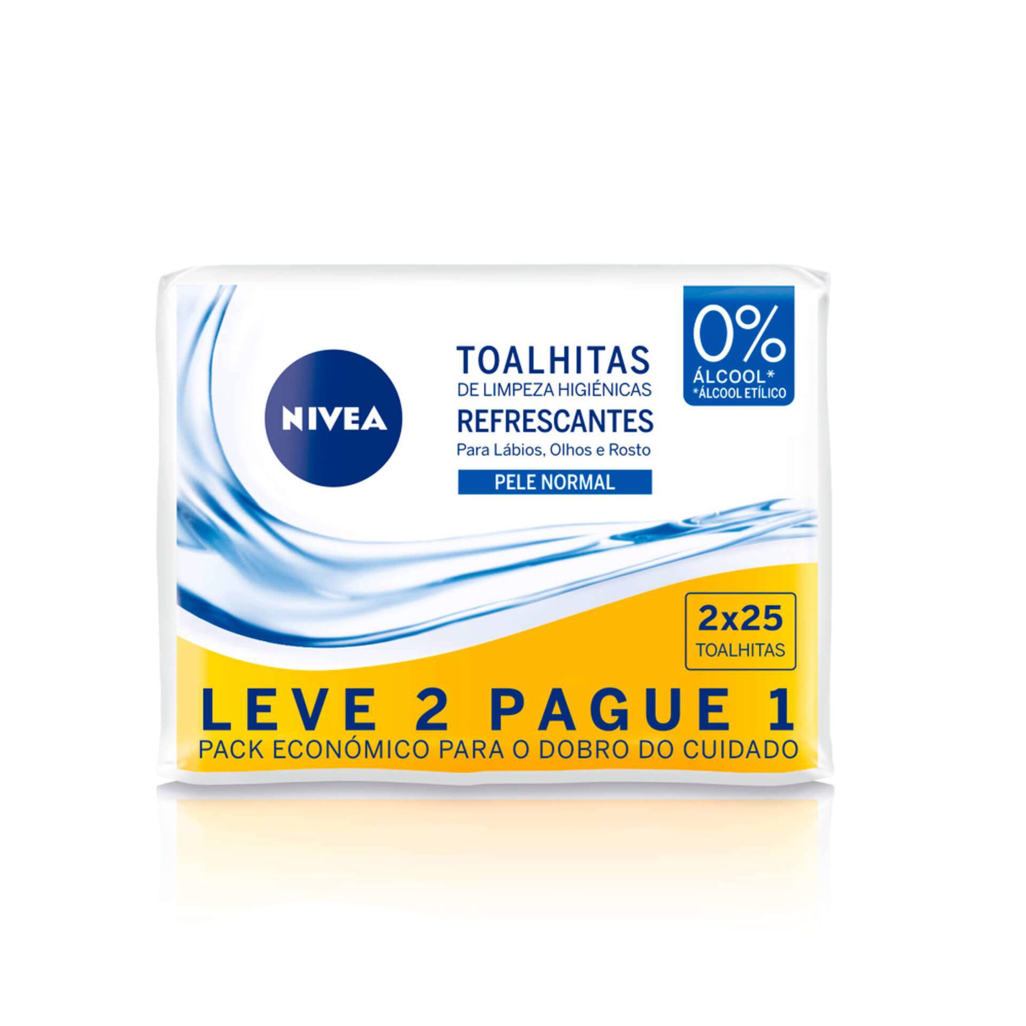 Toalhitas de Limpeza Refrescantes