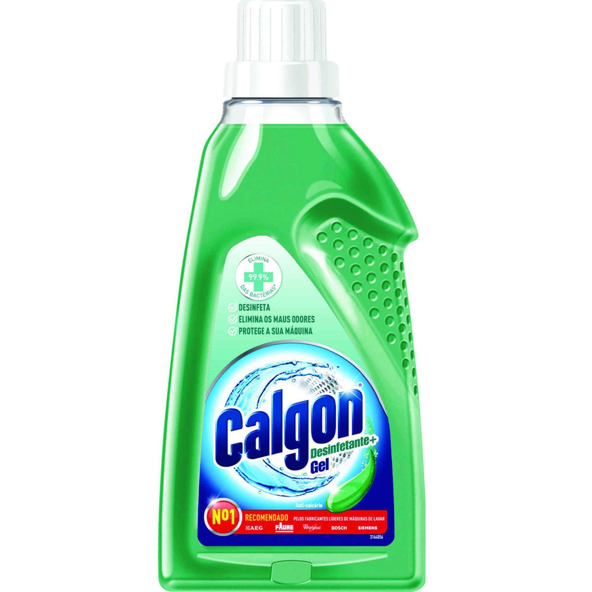 Anti-Calcário Gel Desinfetante