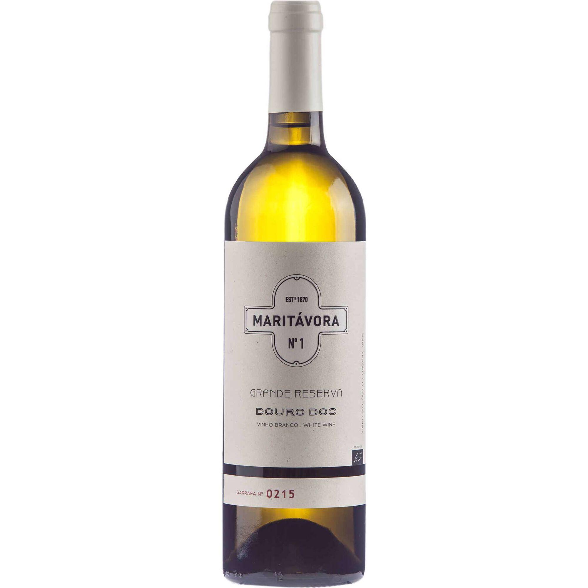 Maritávora Grande Reserva DOC Douro Vinho Branco