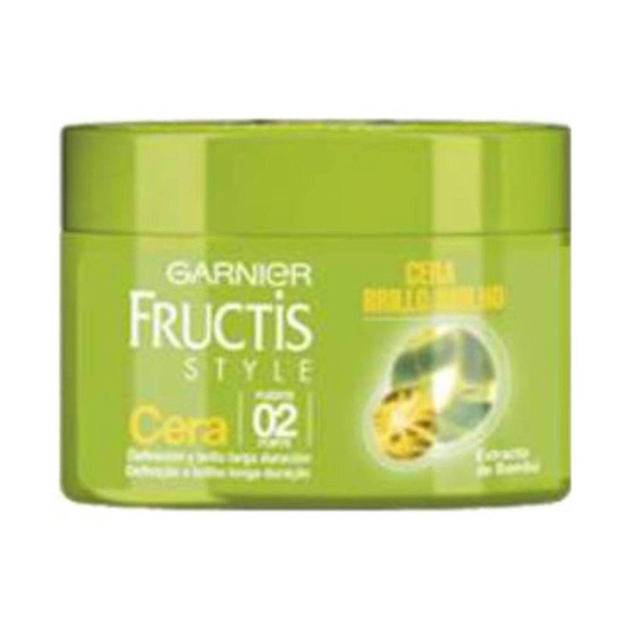 Cera de Cabelo Fructis Style Brilho