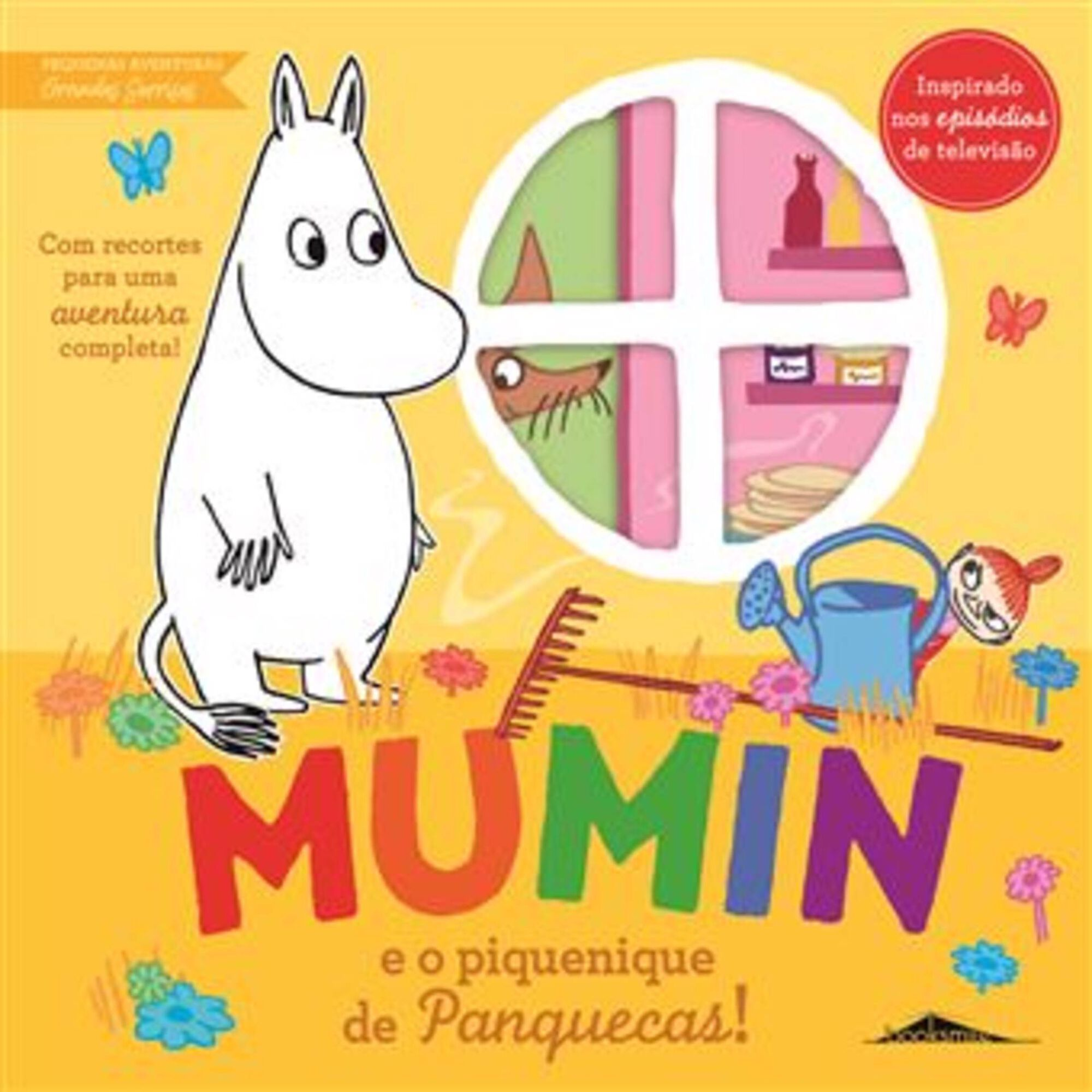 Mumin e o Piquenique de Panquecas!