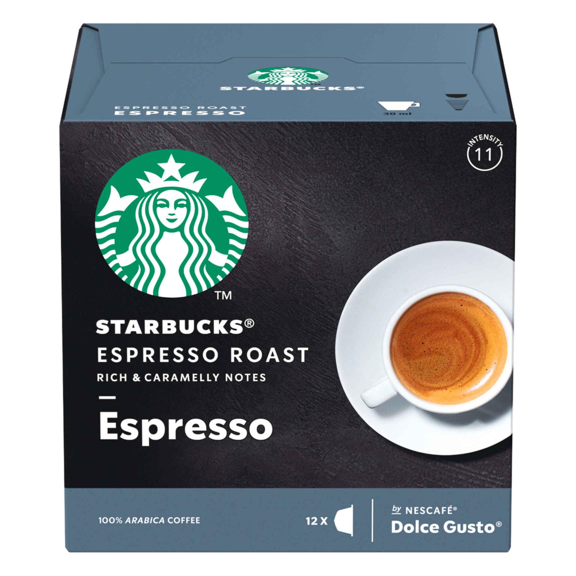 Cápsulas de Café Roast Compatível com Dolce Gusto Int 11