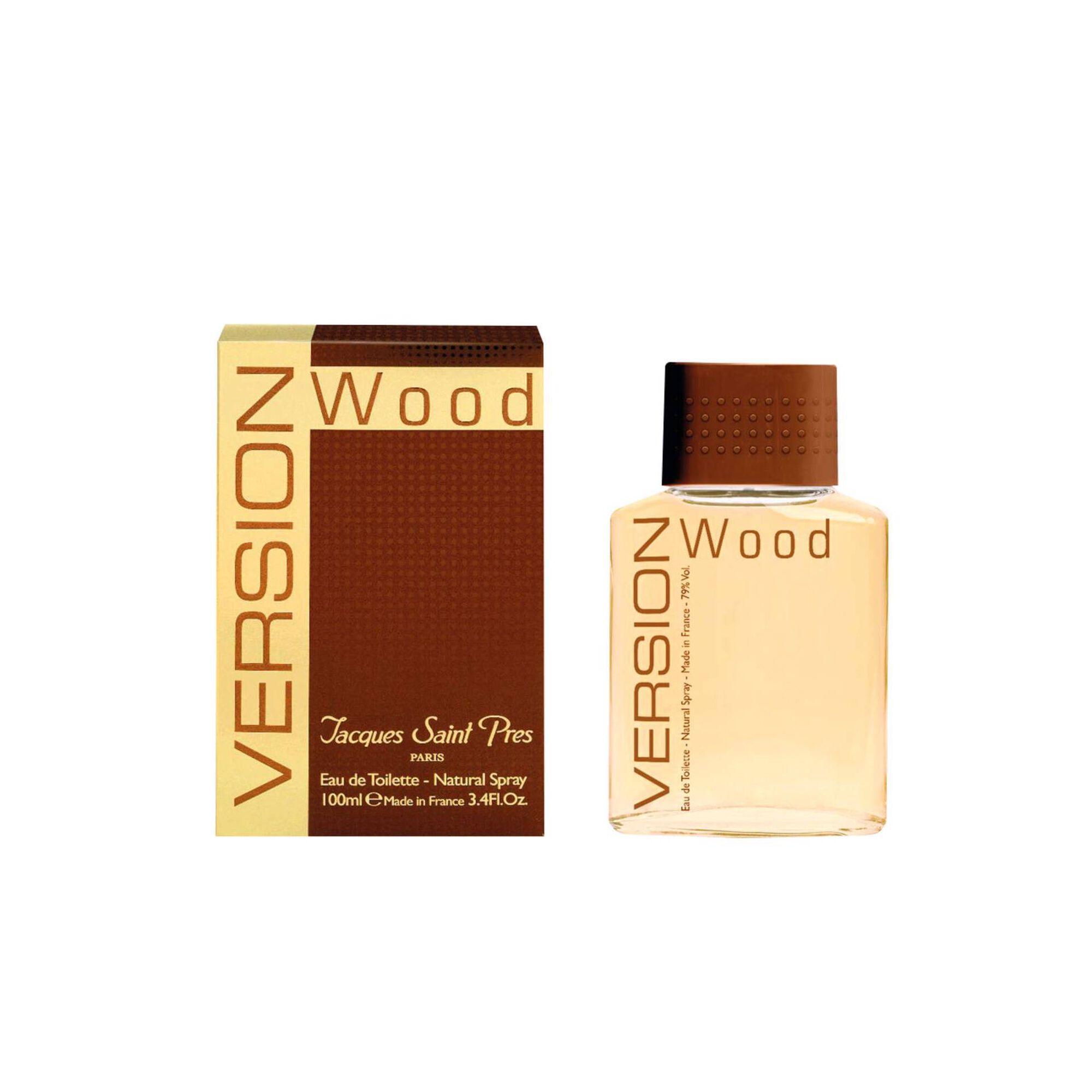 Eau de Toilette Homem Version Wood