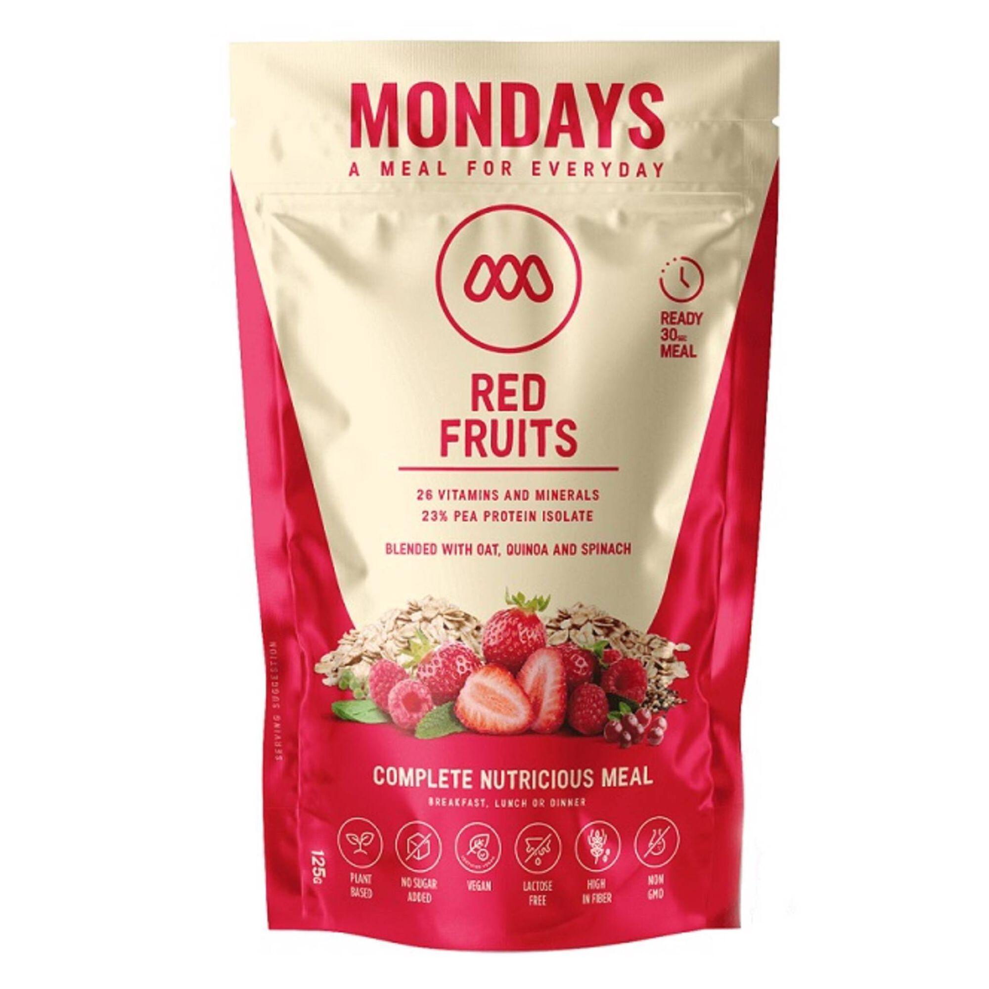 Preparado para Batido de Frutos Vermelhos