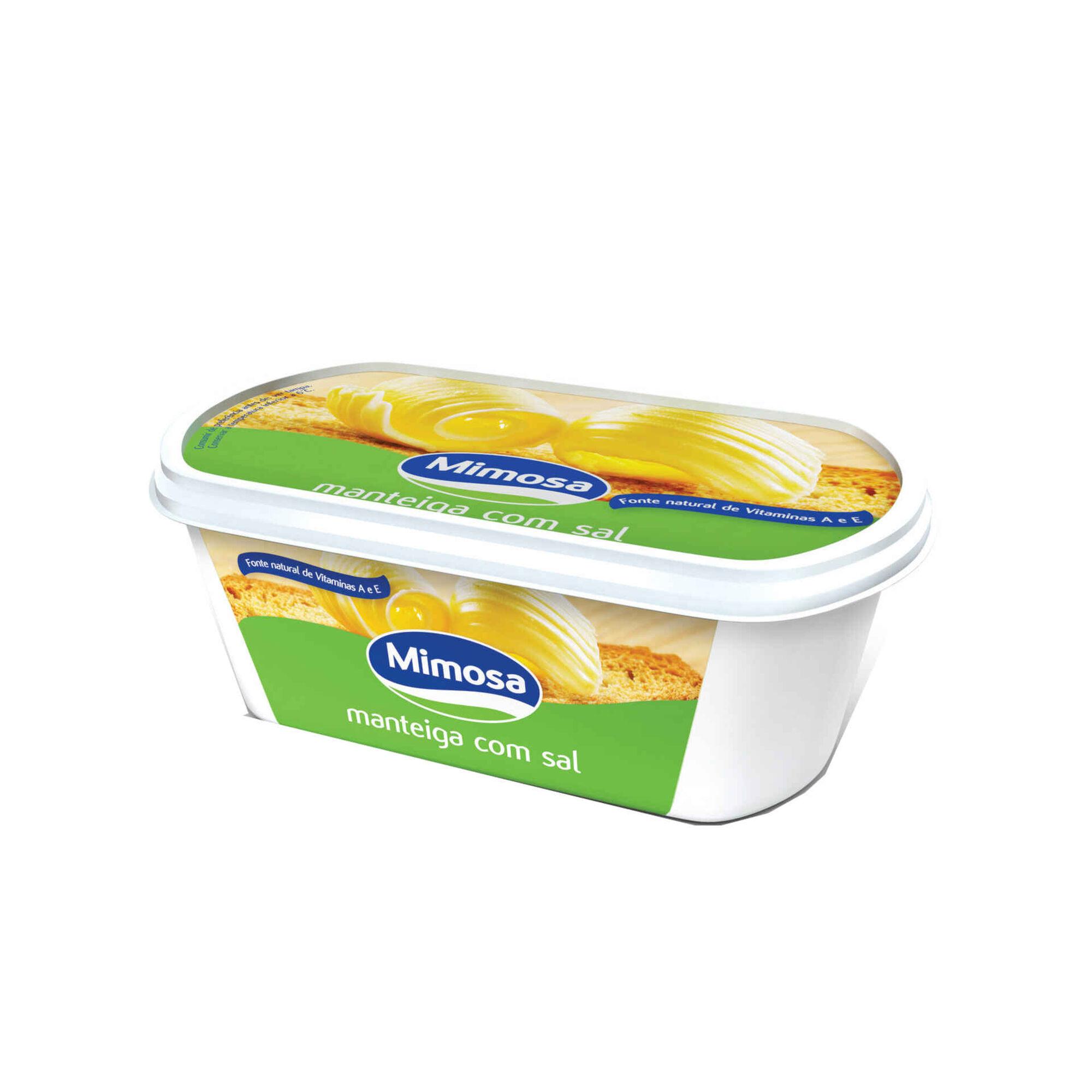 Manteiga com Sal