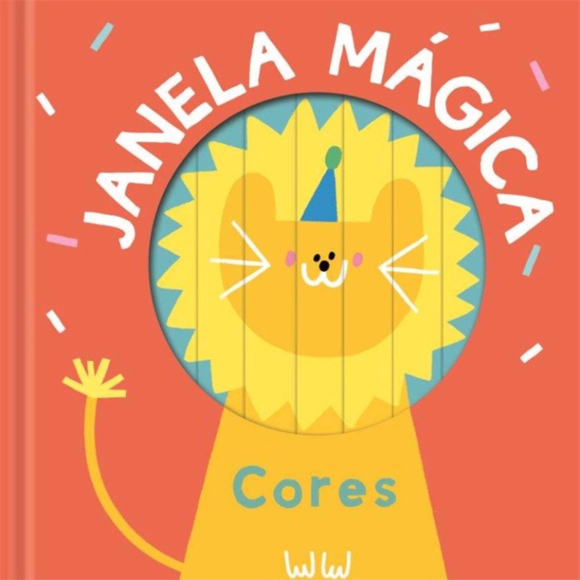 Cores - Janela Mágica