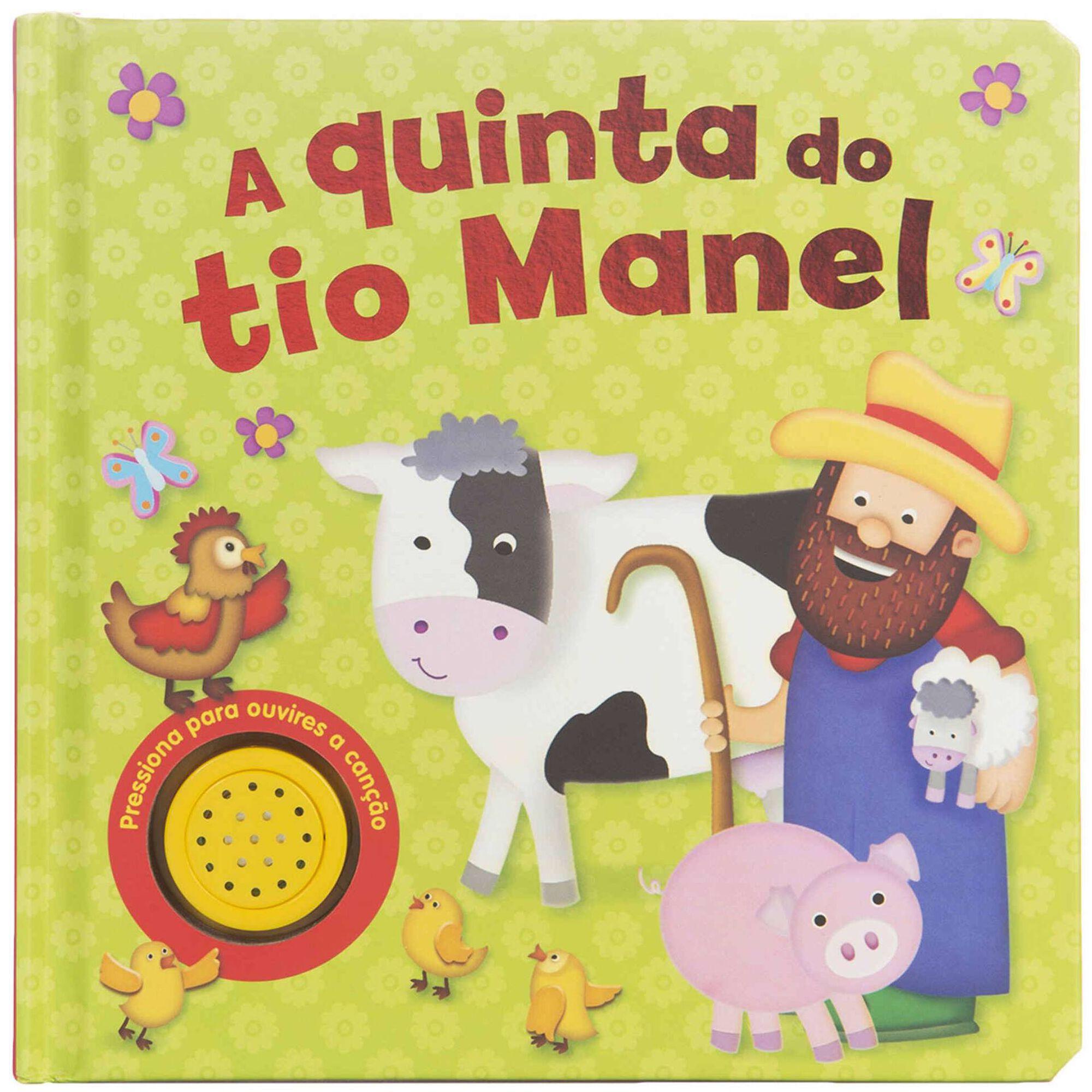 Livros Musicais - A Quinta do Tio Manel