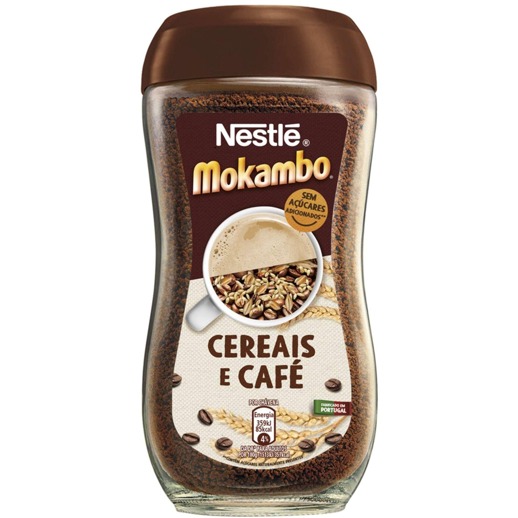Bebida Cereais Café