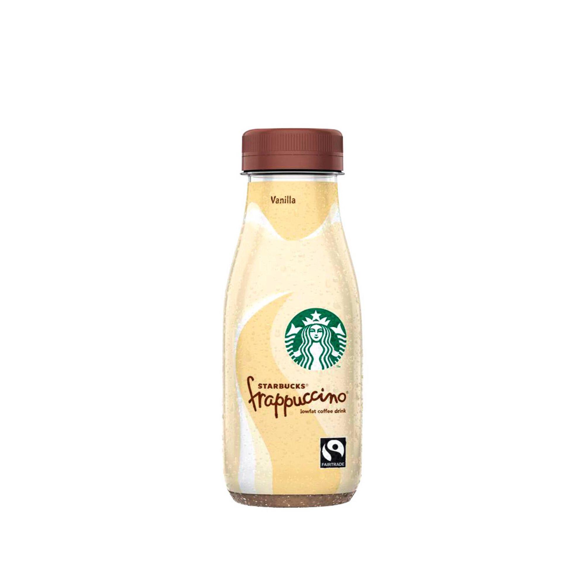 Latte Frappuccino Baunilha