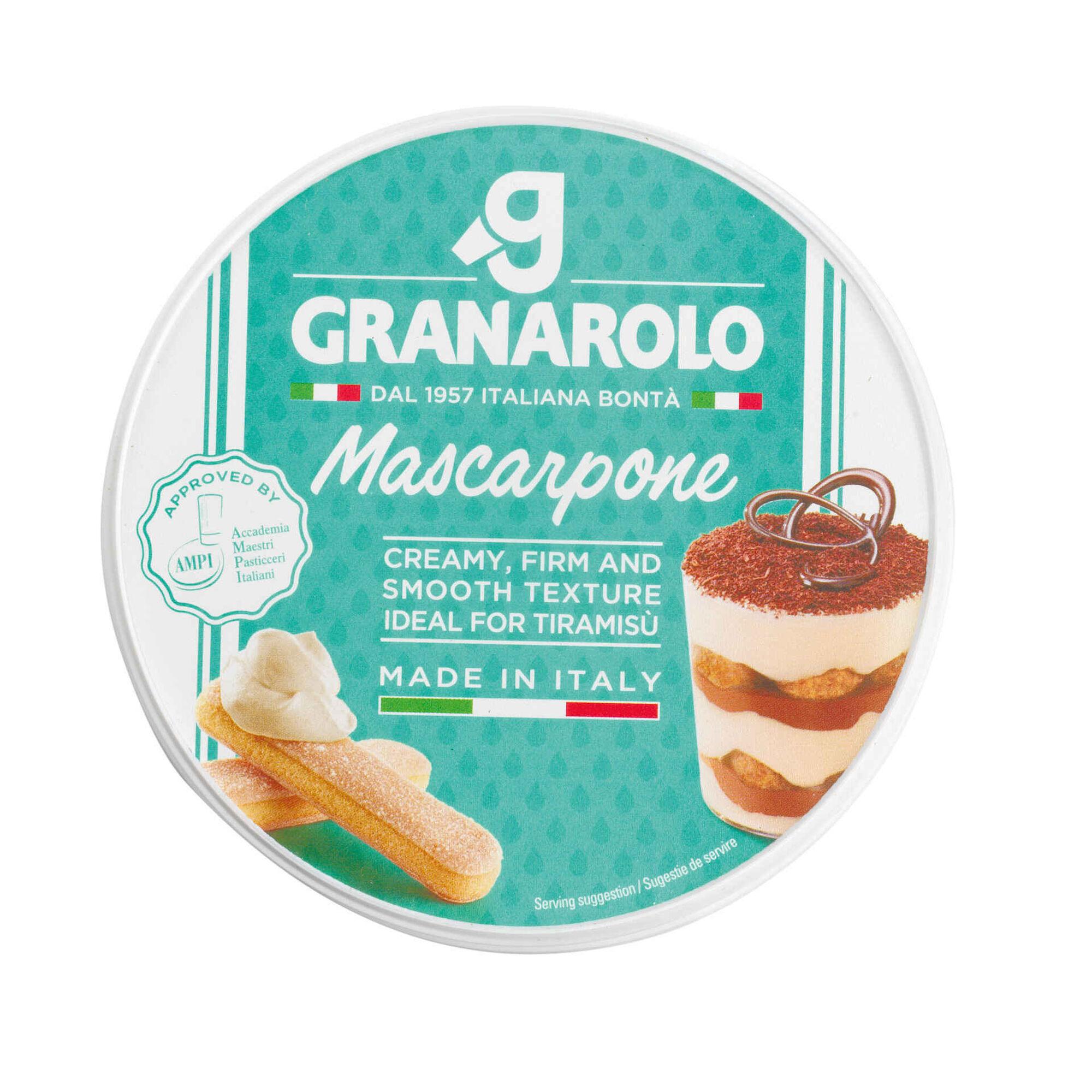 Queijo Mascarpone