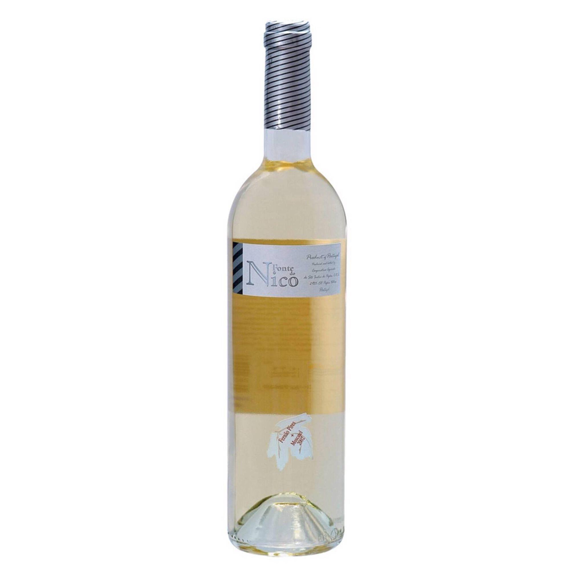 Fonte do Nico Regional Península de Setúbal Vinho Branco