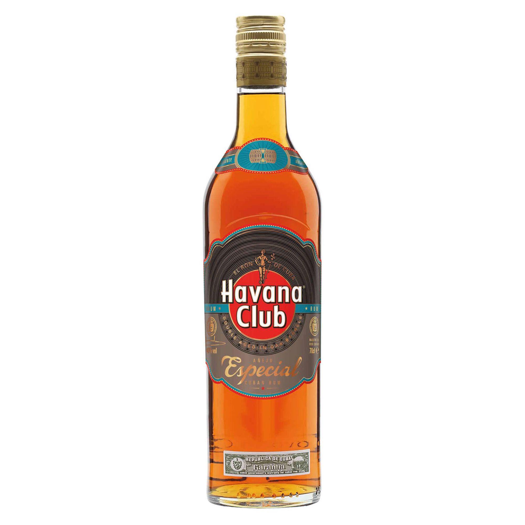 Rum Hanava Club Añejo Especial