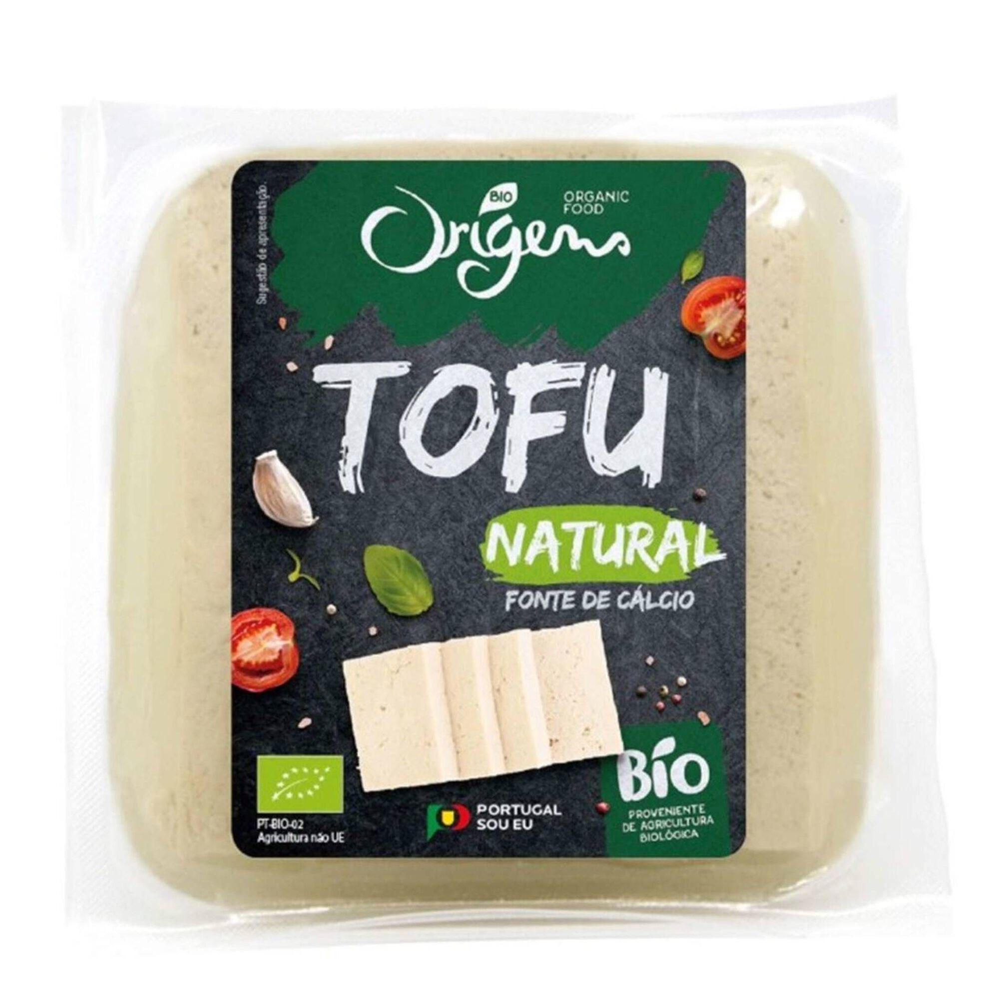 Tofu Natural Biológico