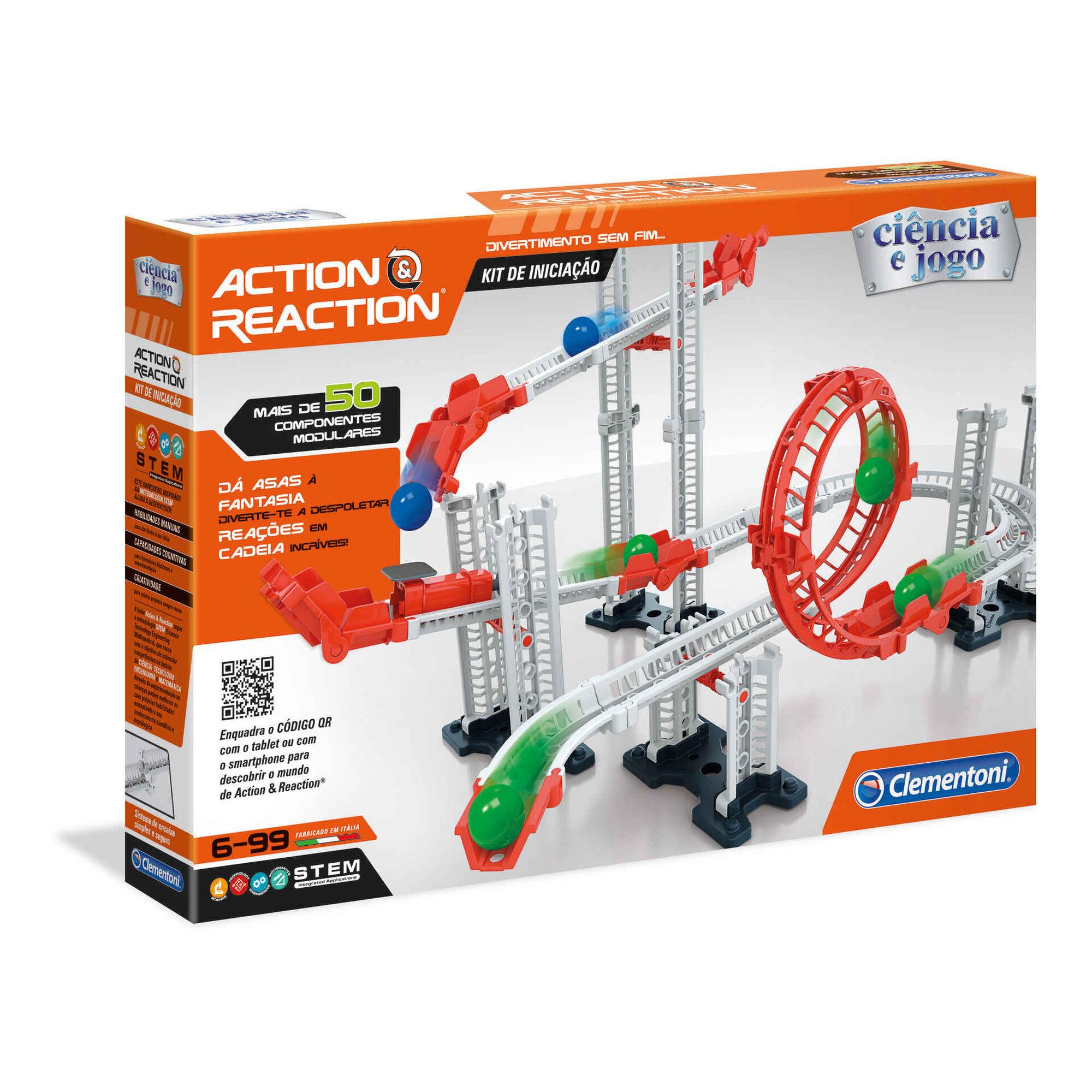 Action & Reaction - Kit de Iniciação