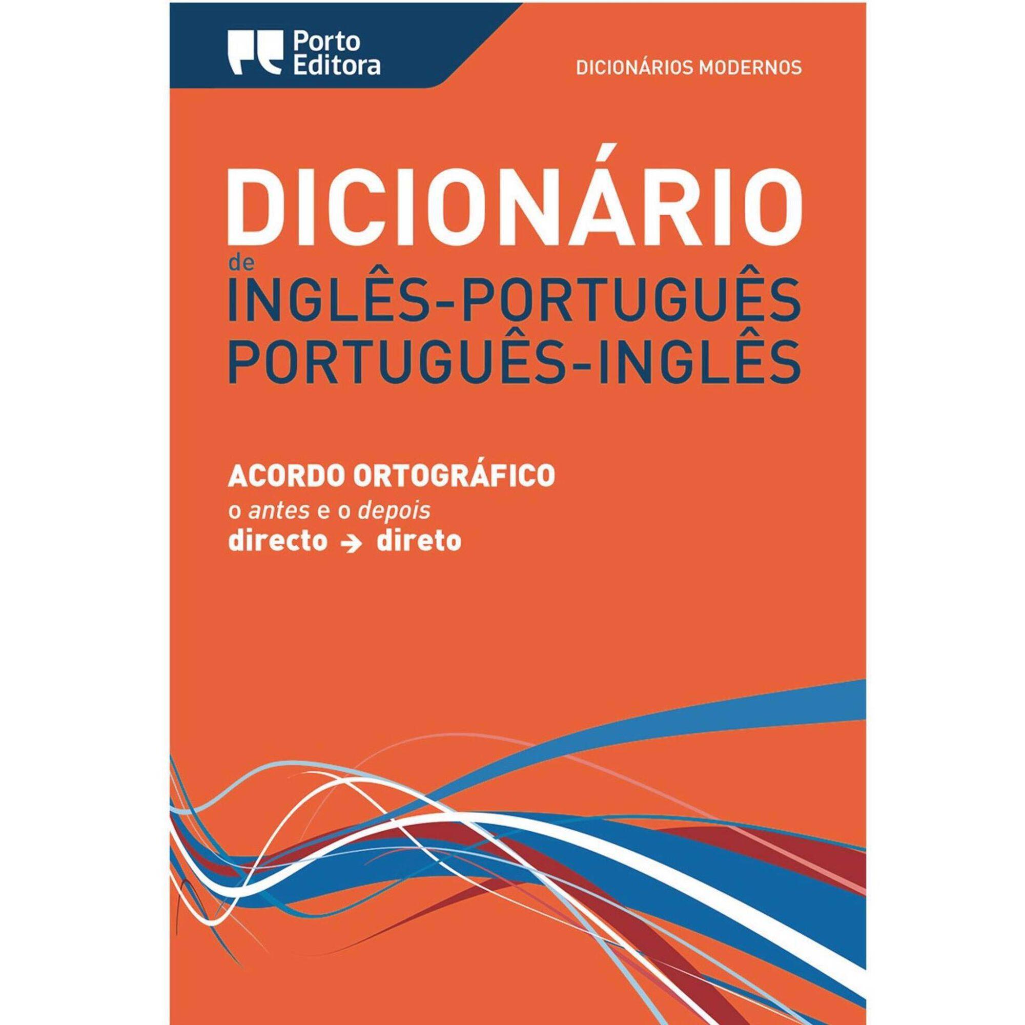 Dicionário Moderno Inglês-Português/Português-Inglês