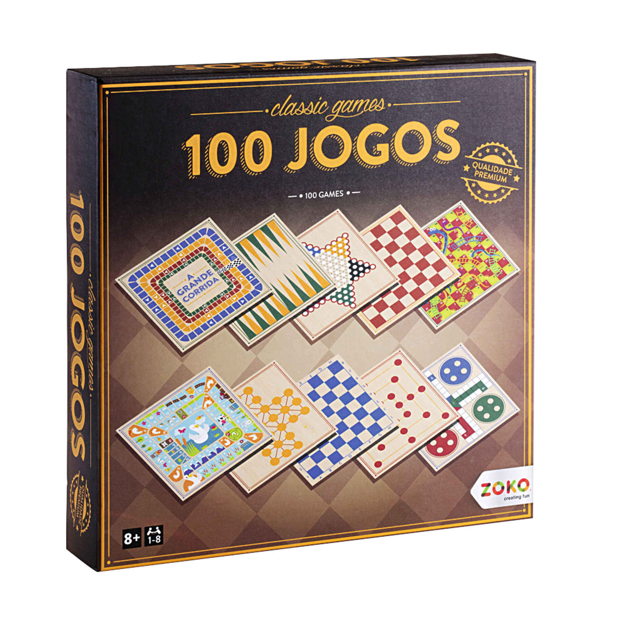 100 Jogos