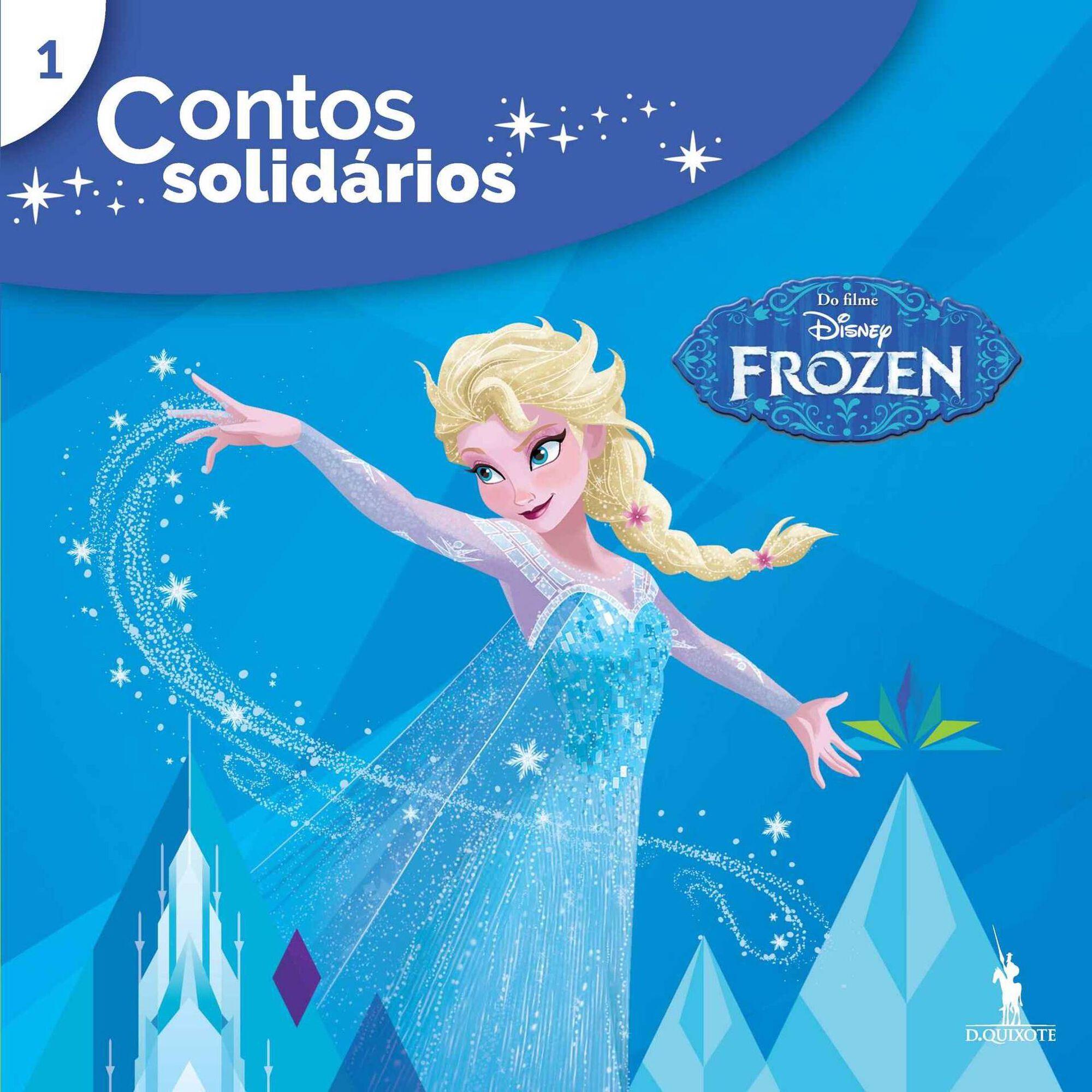 Contos Solidários 1 - Frozen