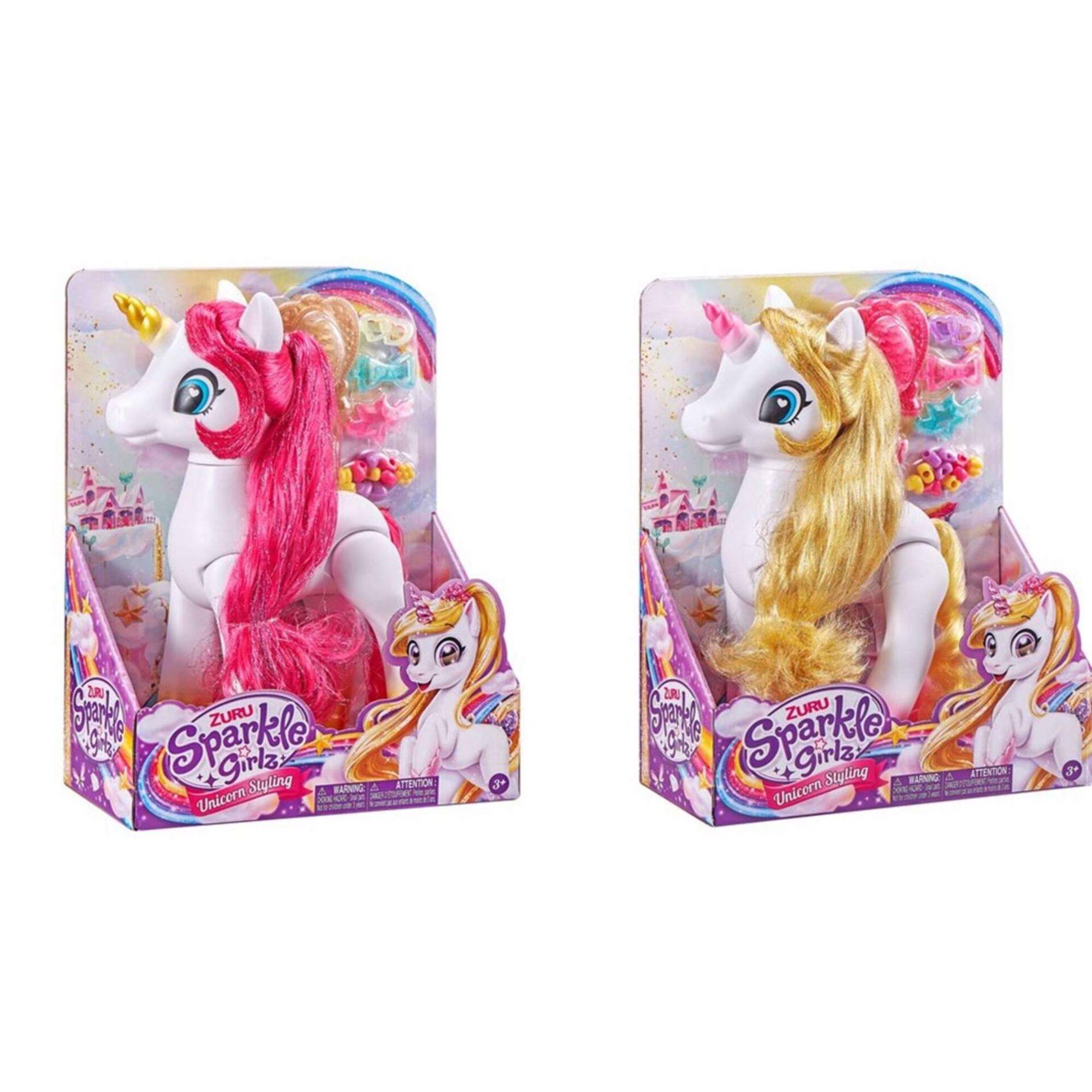 Unicorn Styling (vários modelos)