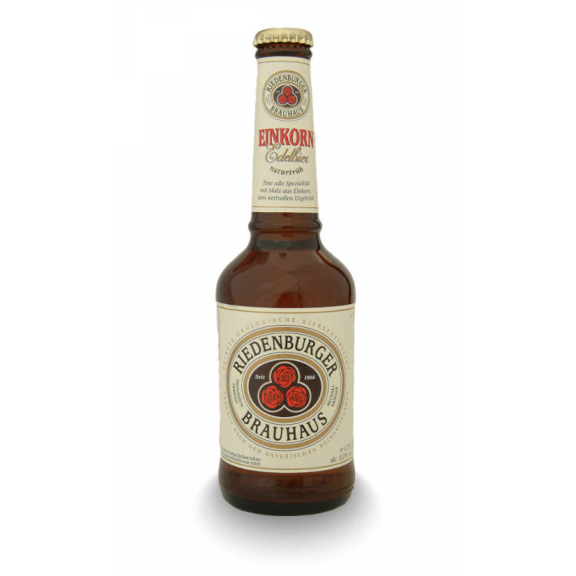 Cerveja com Álcool Biológica