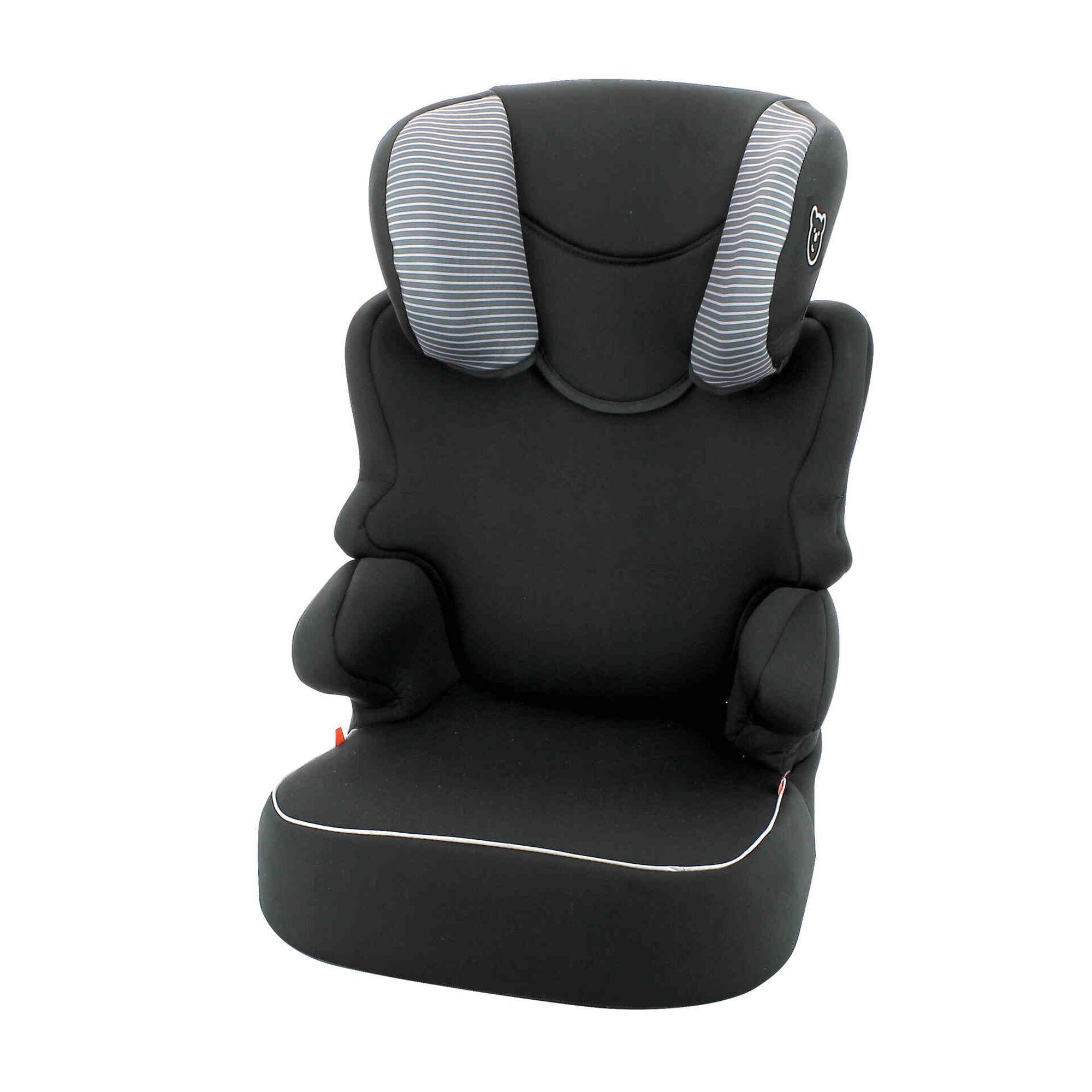 Cadeira Auto Grupo 2/3 Preta Befix