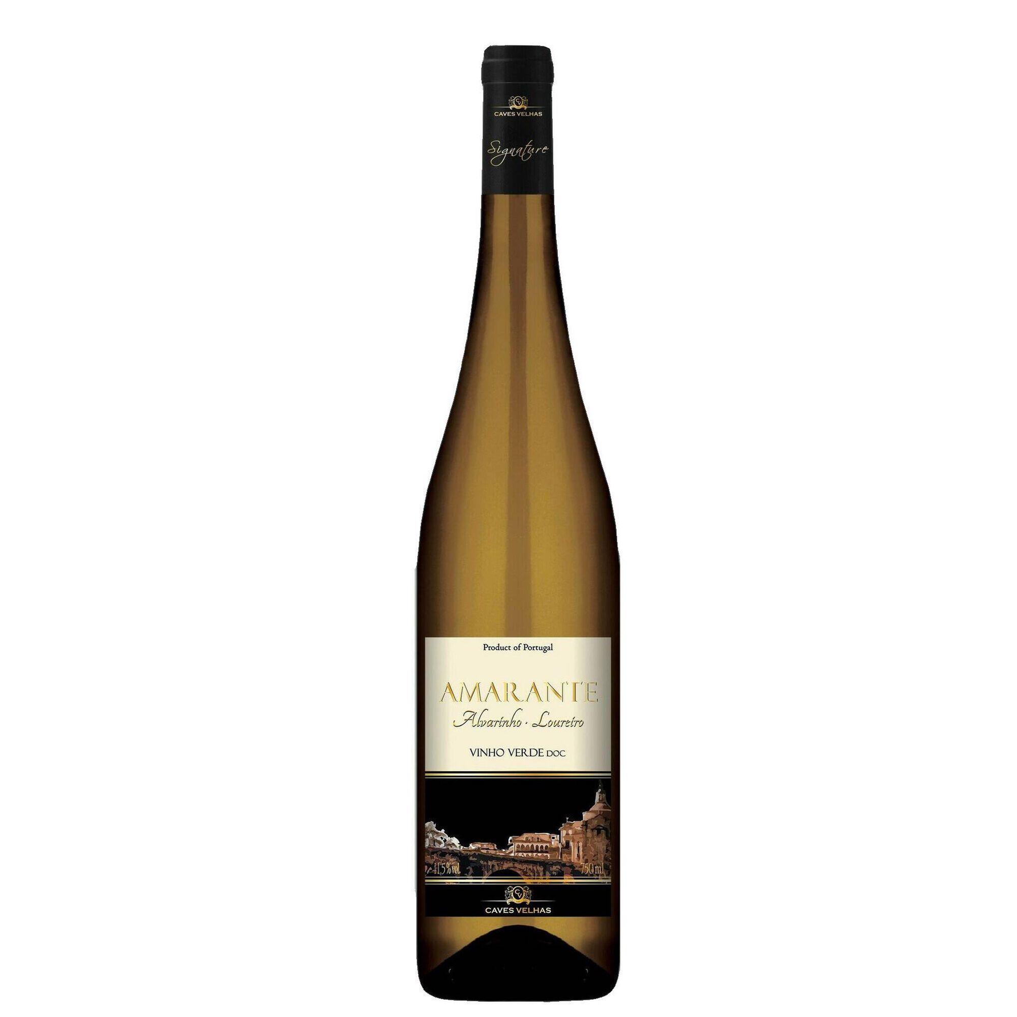 Amarante Alvarinho e Loureiro DOC Vinho Verde Branco