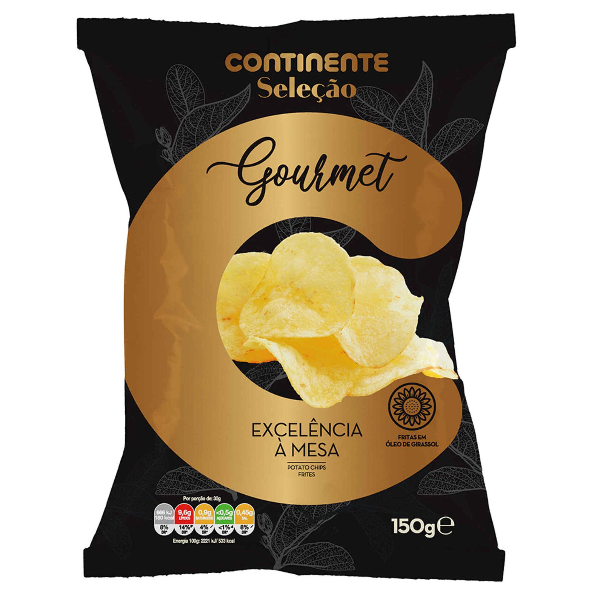 Batata Frita Lisa Gourmet