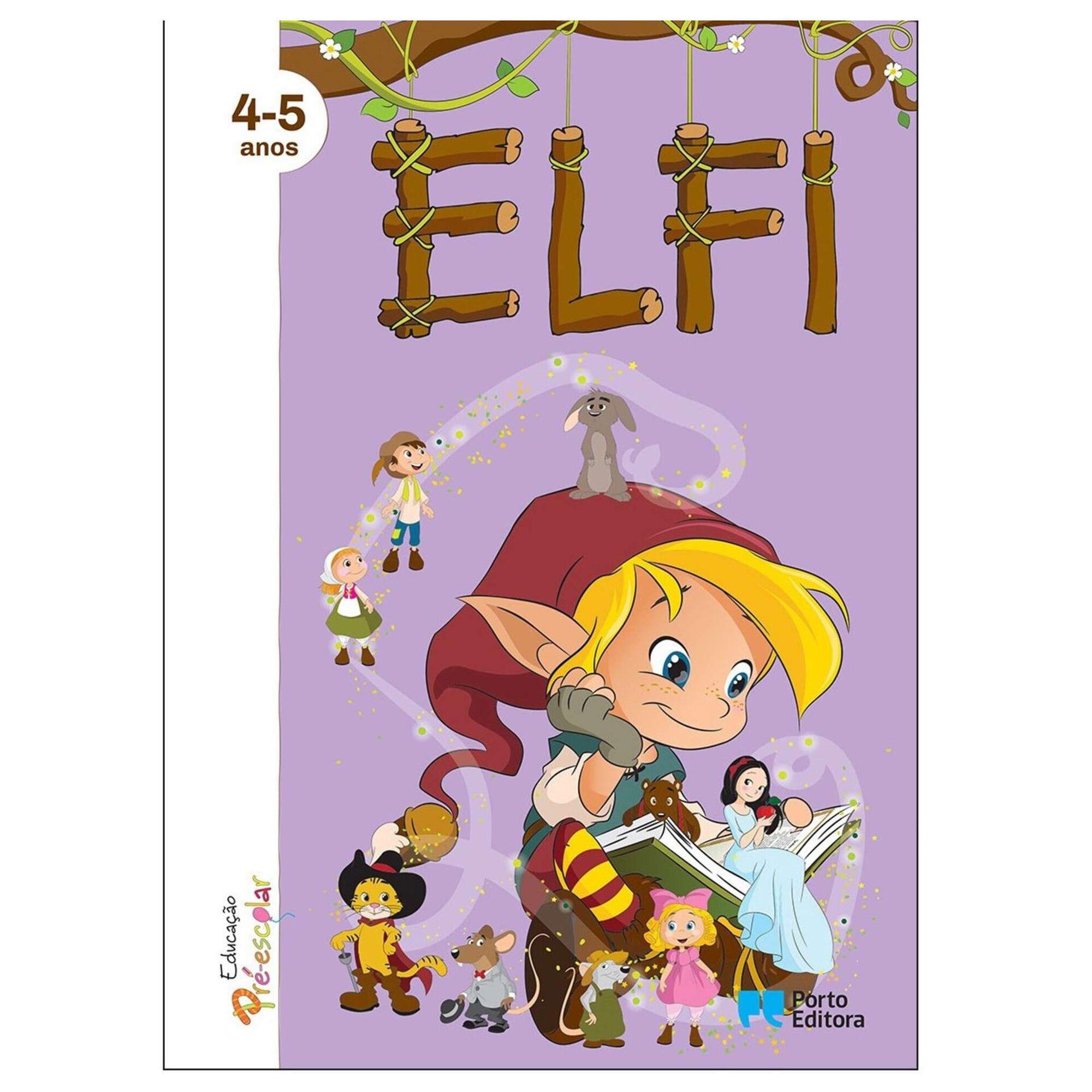 ELFI - Educação Pré-Escolar 4-5 Anos
