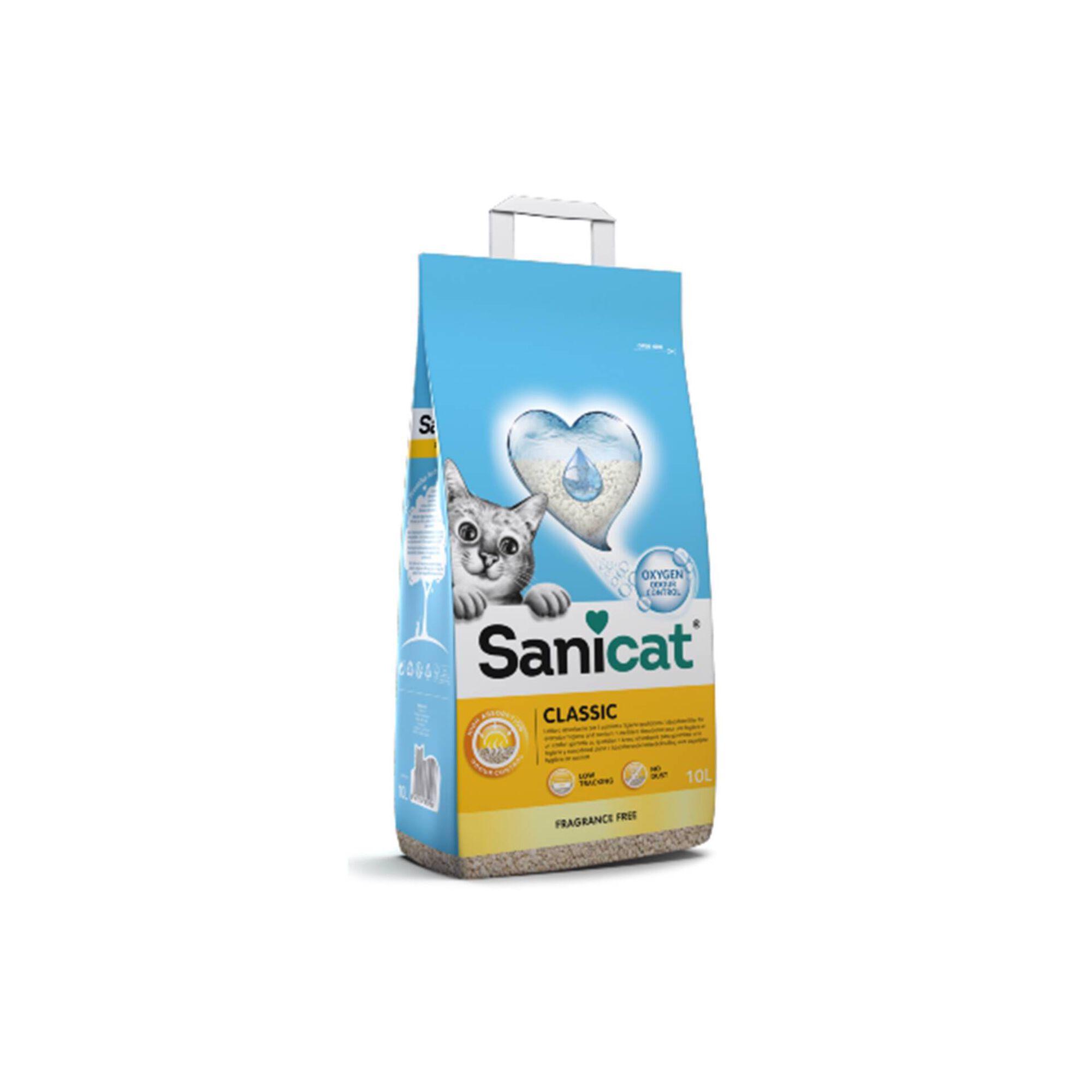 Absorvente para Gato Classic Fragrance Free