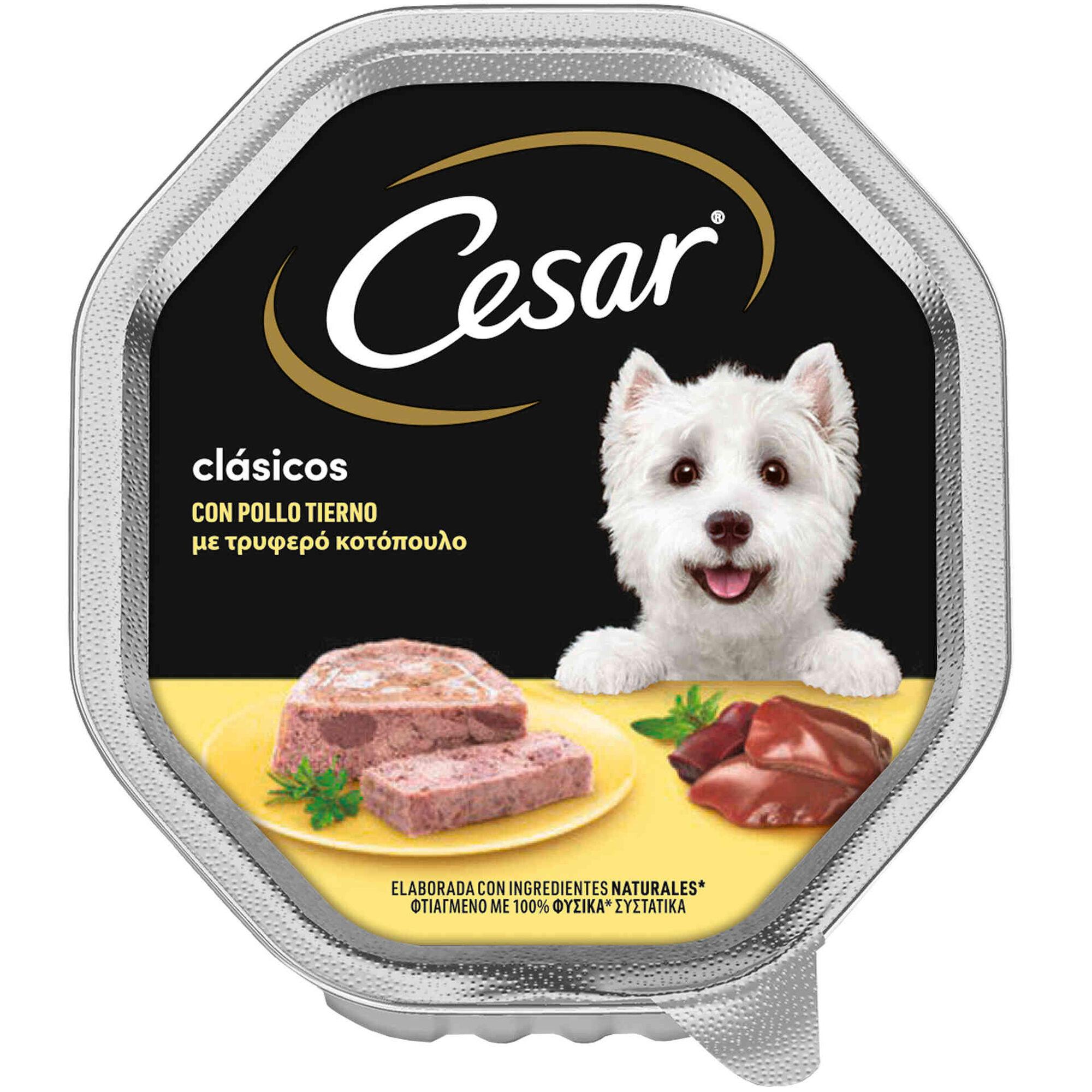 Comida Húmida para Cão Frango Terrina