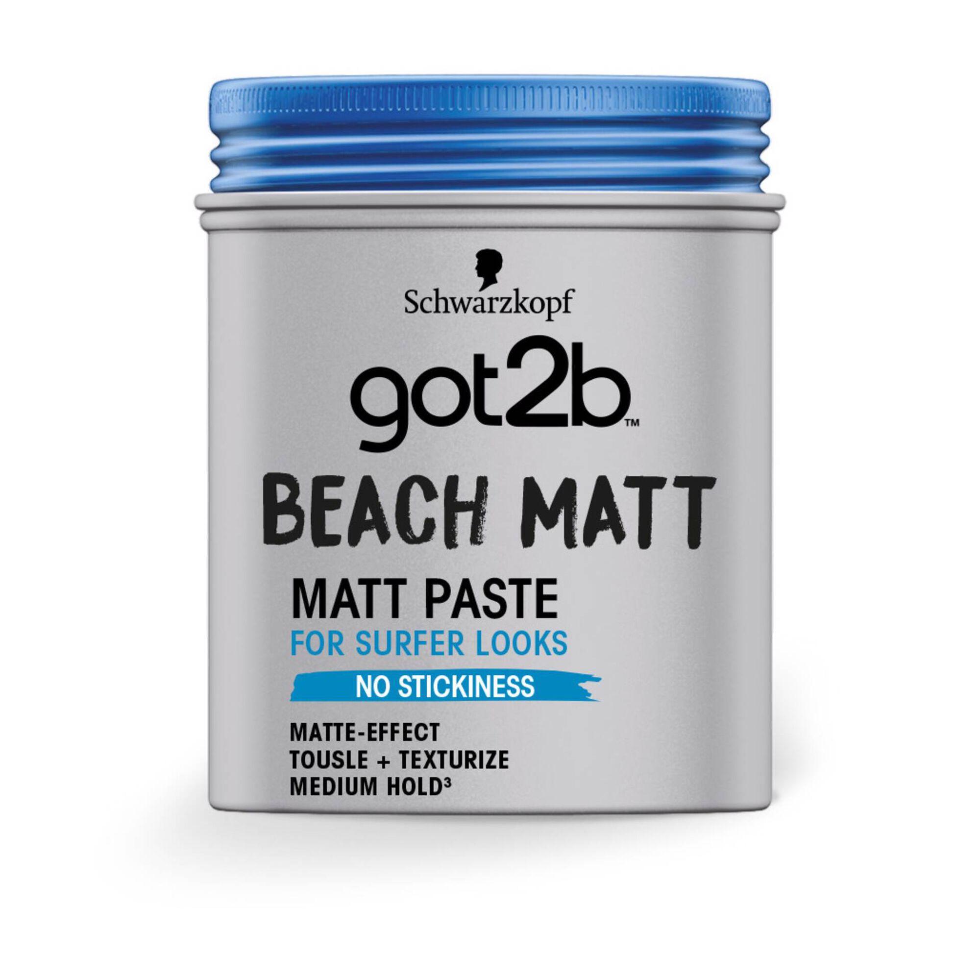 Cera Cabelo Beach Matt