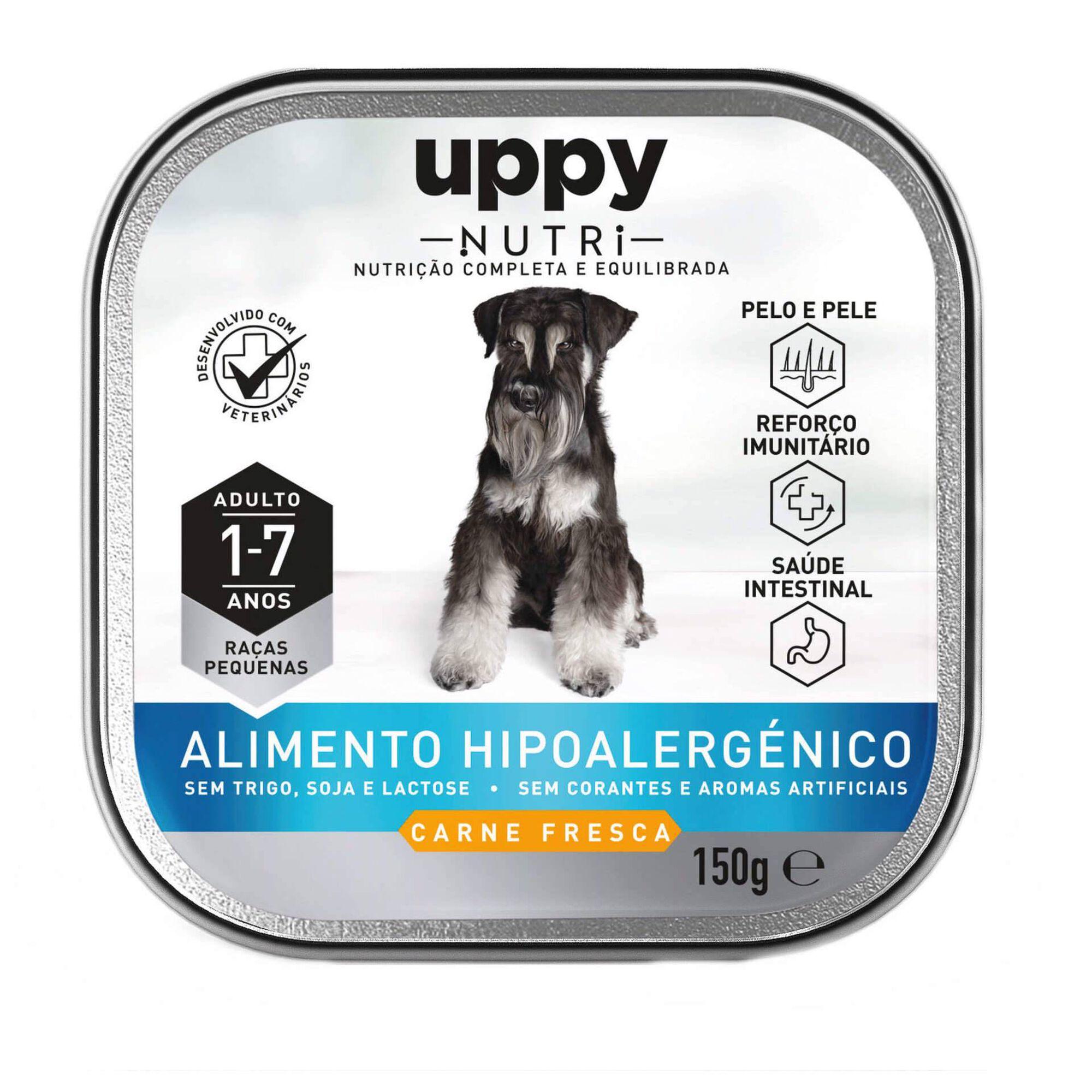 Comida Húmida para Cão Adulto Raças Pequenas Frango Terrina
